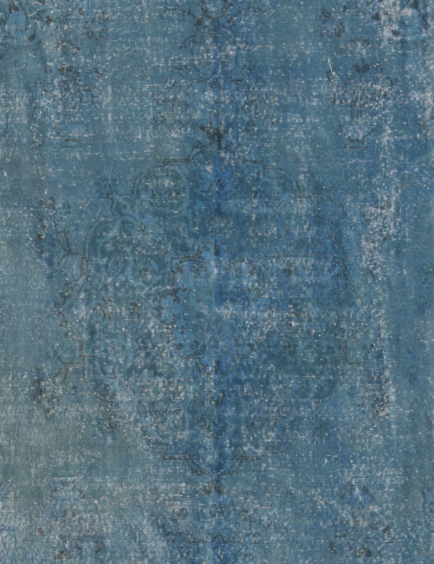 Tappeto Vintage  turchese <br/>270 x 219 cm