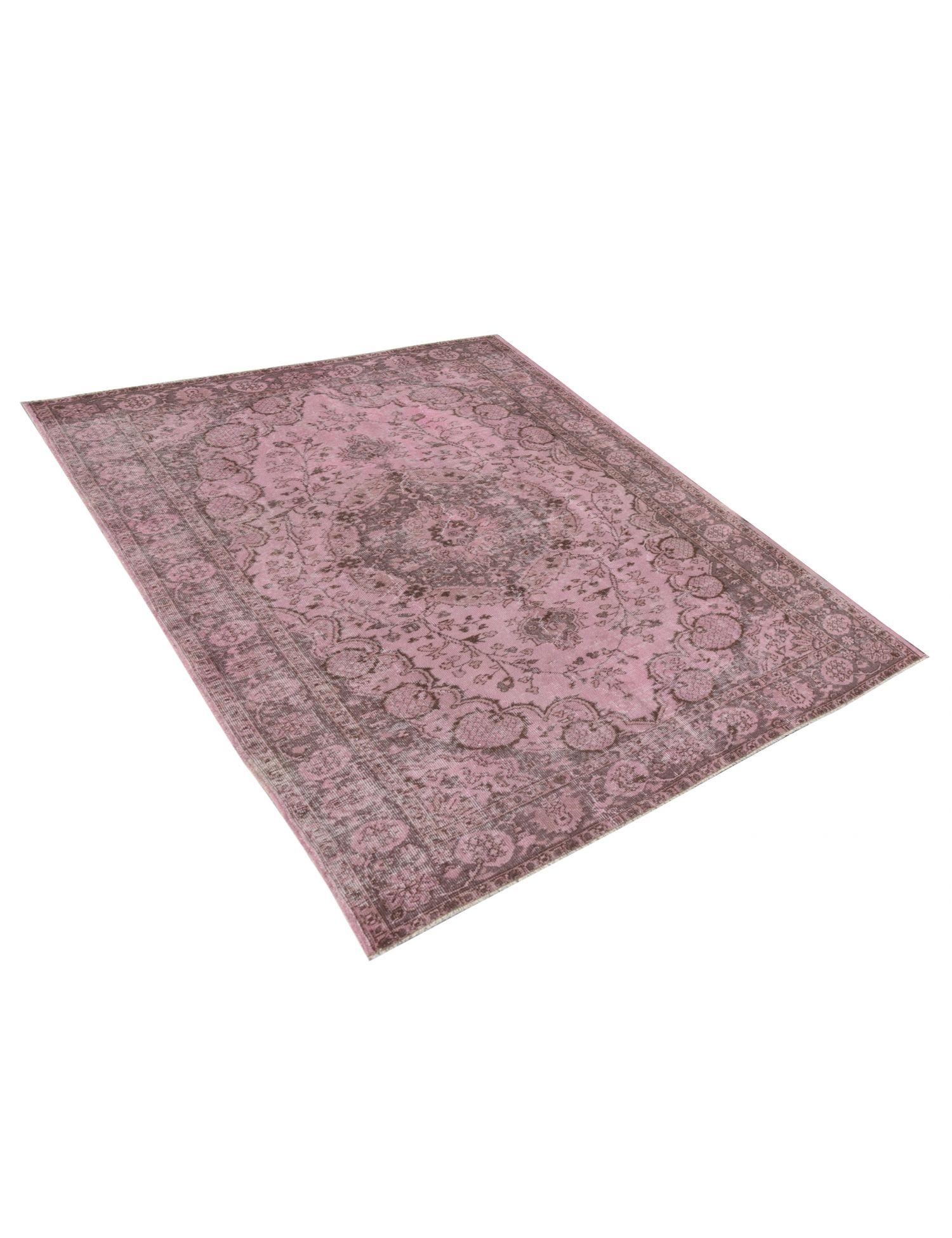 Tappeto Vintage  rosa <br/>255 x 166 cm