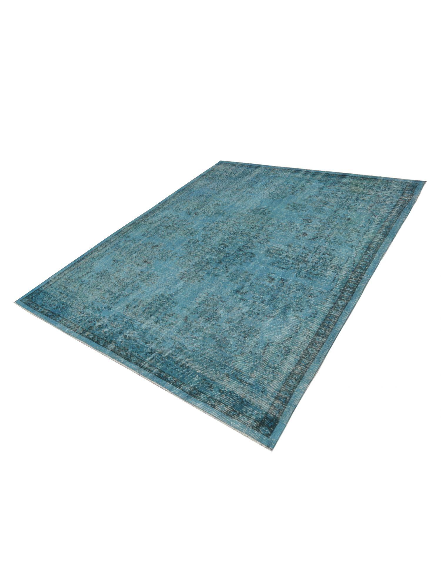 Tappeto Vintage  blu <br/>284 x 175 cm