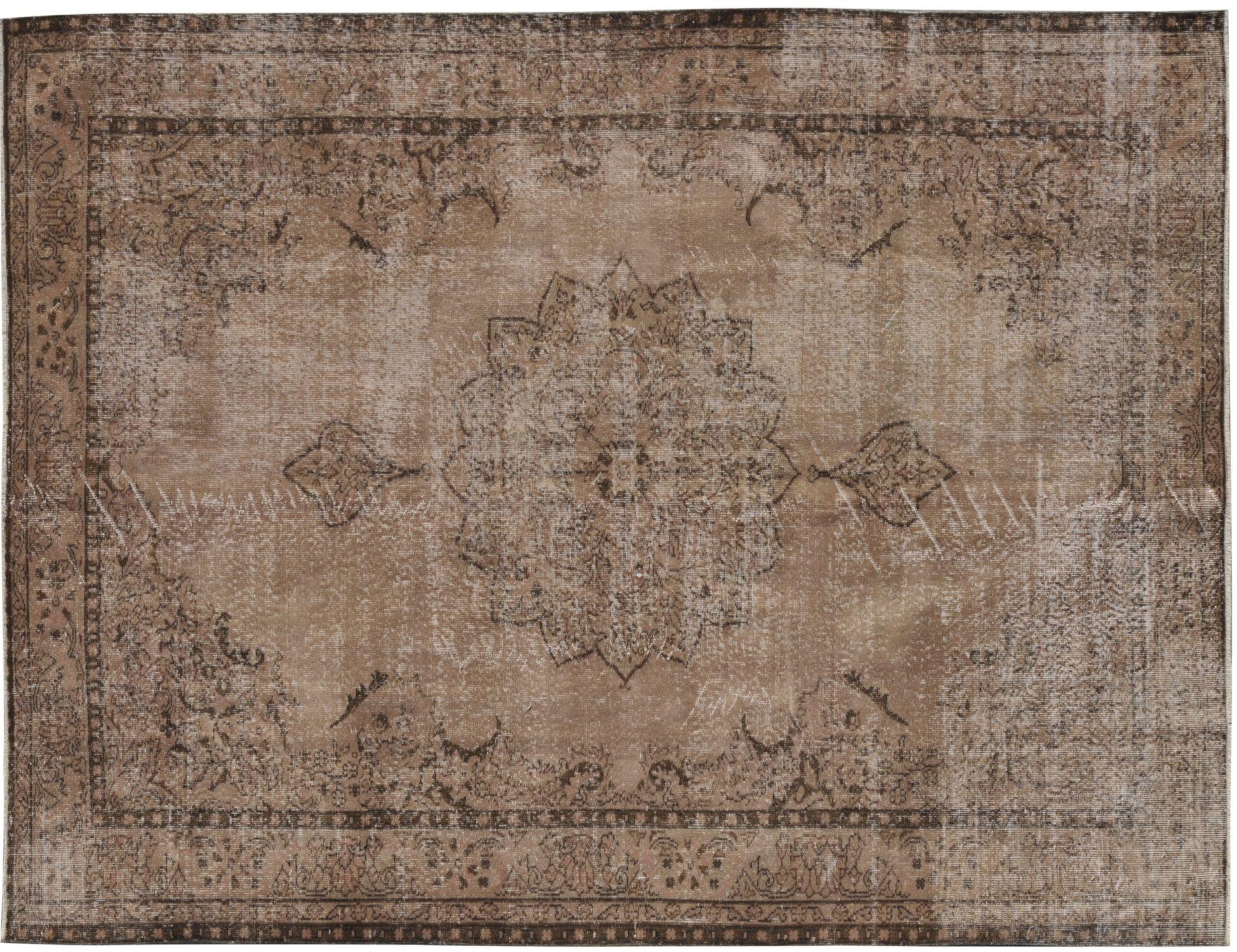 Tappeto Vintage  marrone <br/>304 x 203 cm