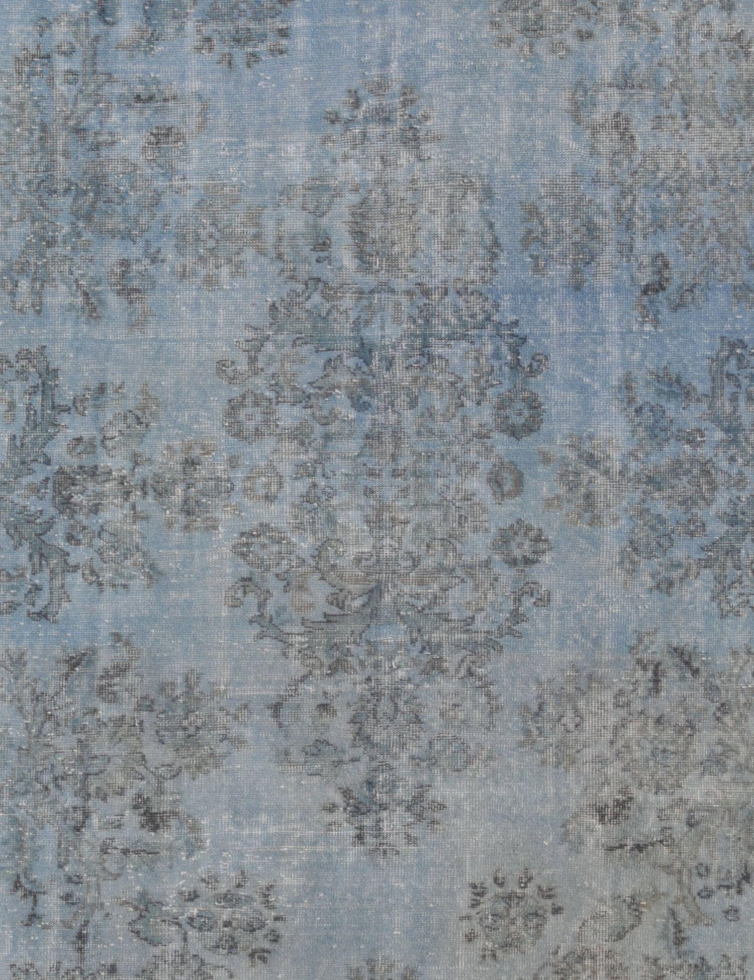 Tappeto Vintage  blu <br/>301 x 173 cm