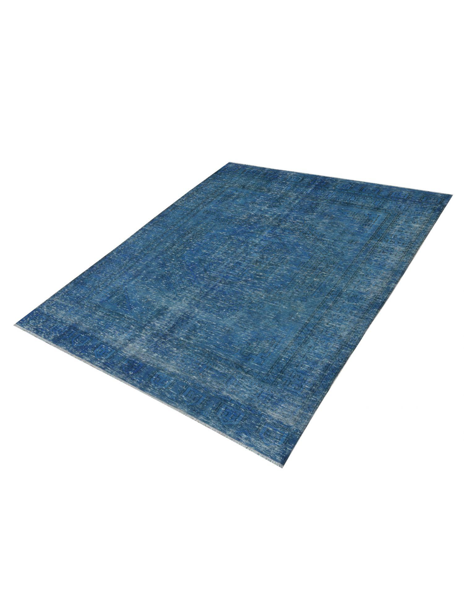 Tappeto Vintage  blu <br/>270 x 194 cm