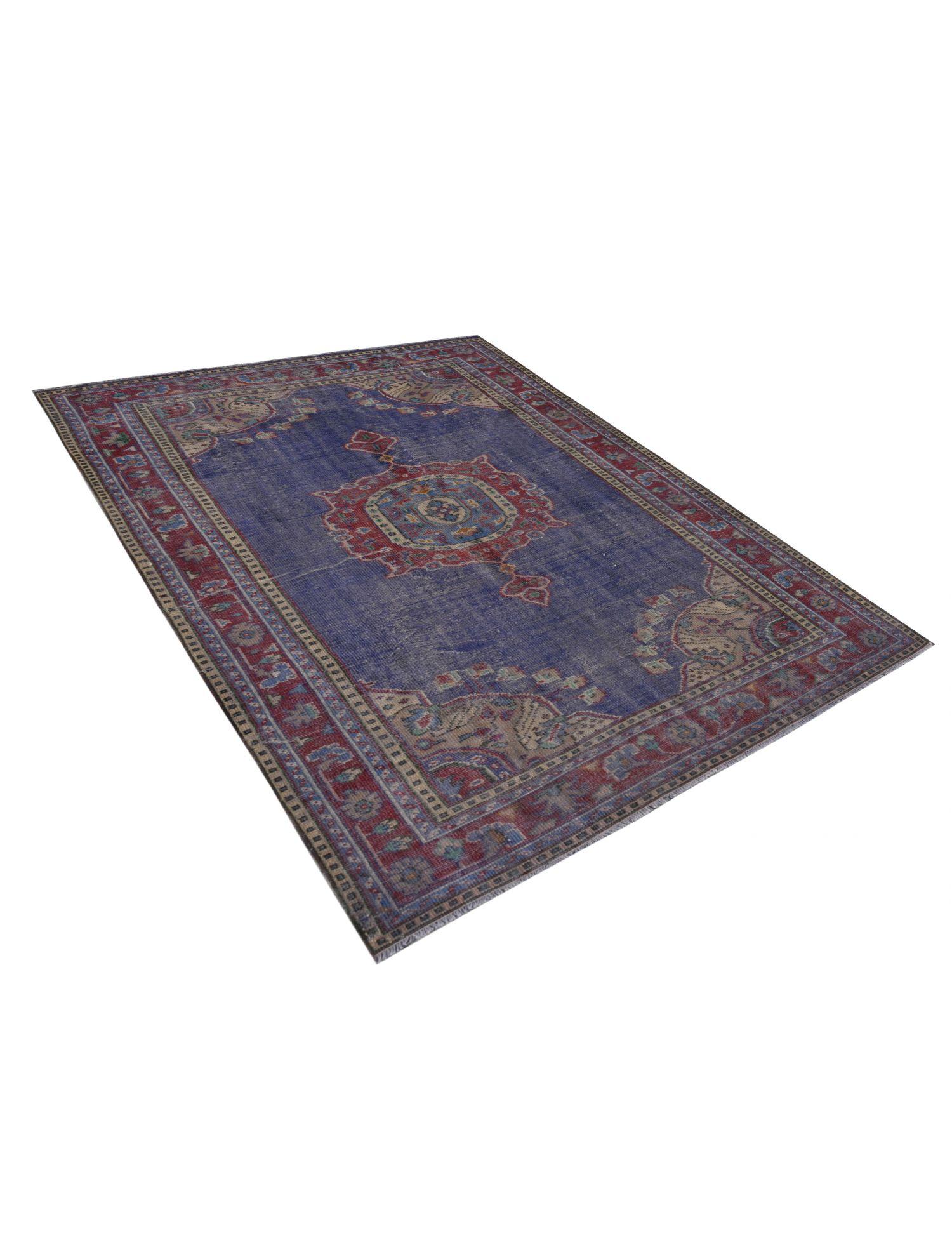 Vintage Teppich  blau <br/>291 x 200 cm