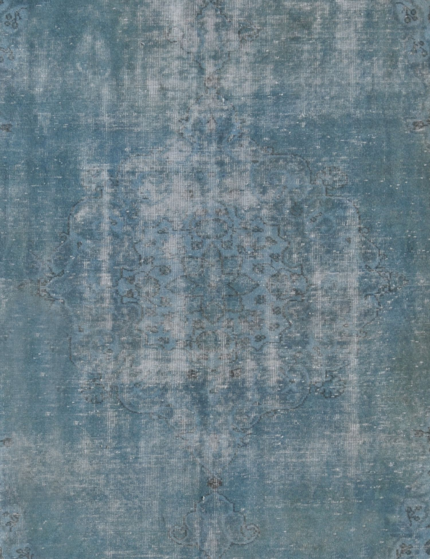 Tappeto Vintage  blu <br/>309 x 208 cm