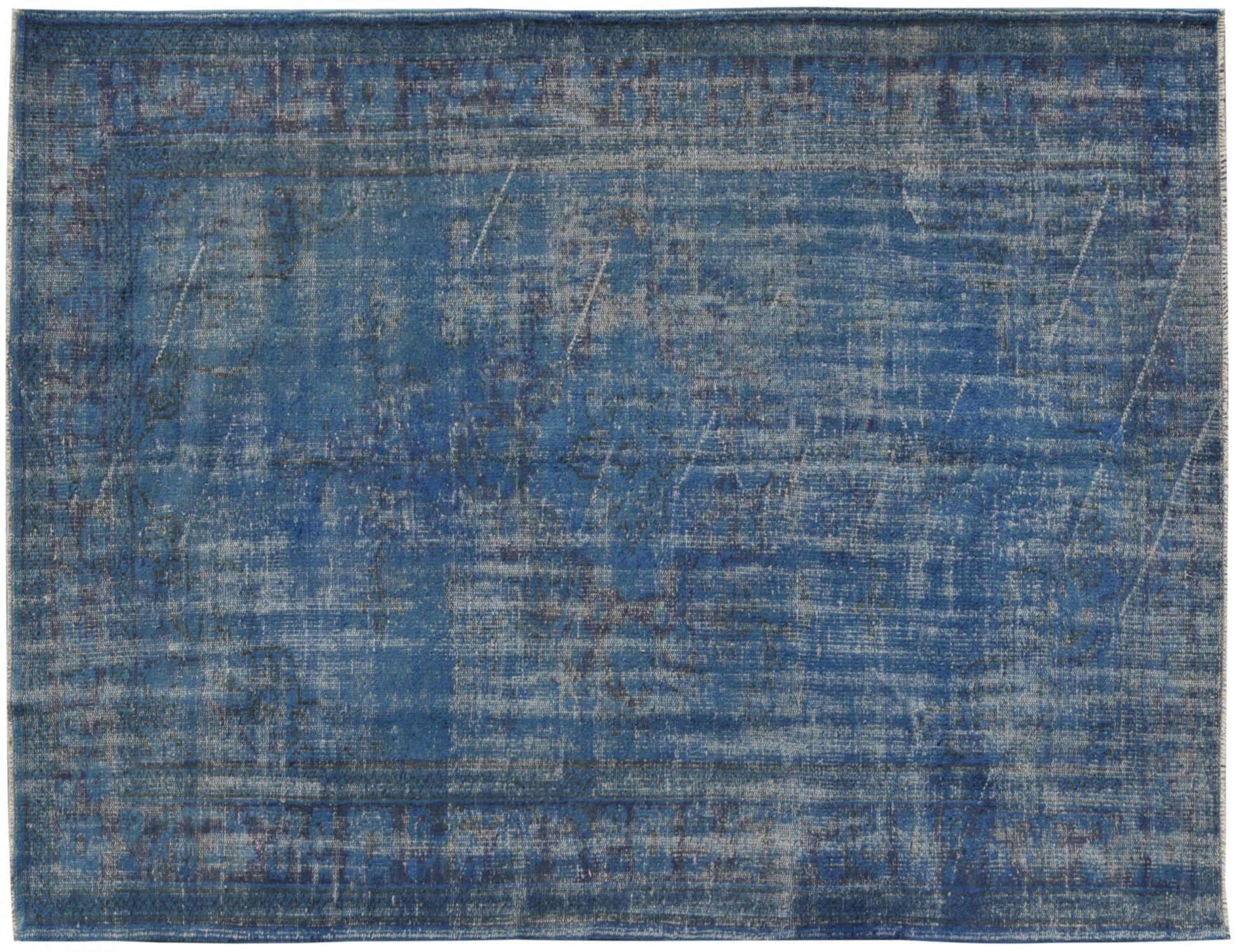 Tappeto Vintage  blu <br/>297 x 185 cm