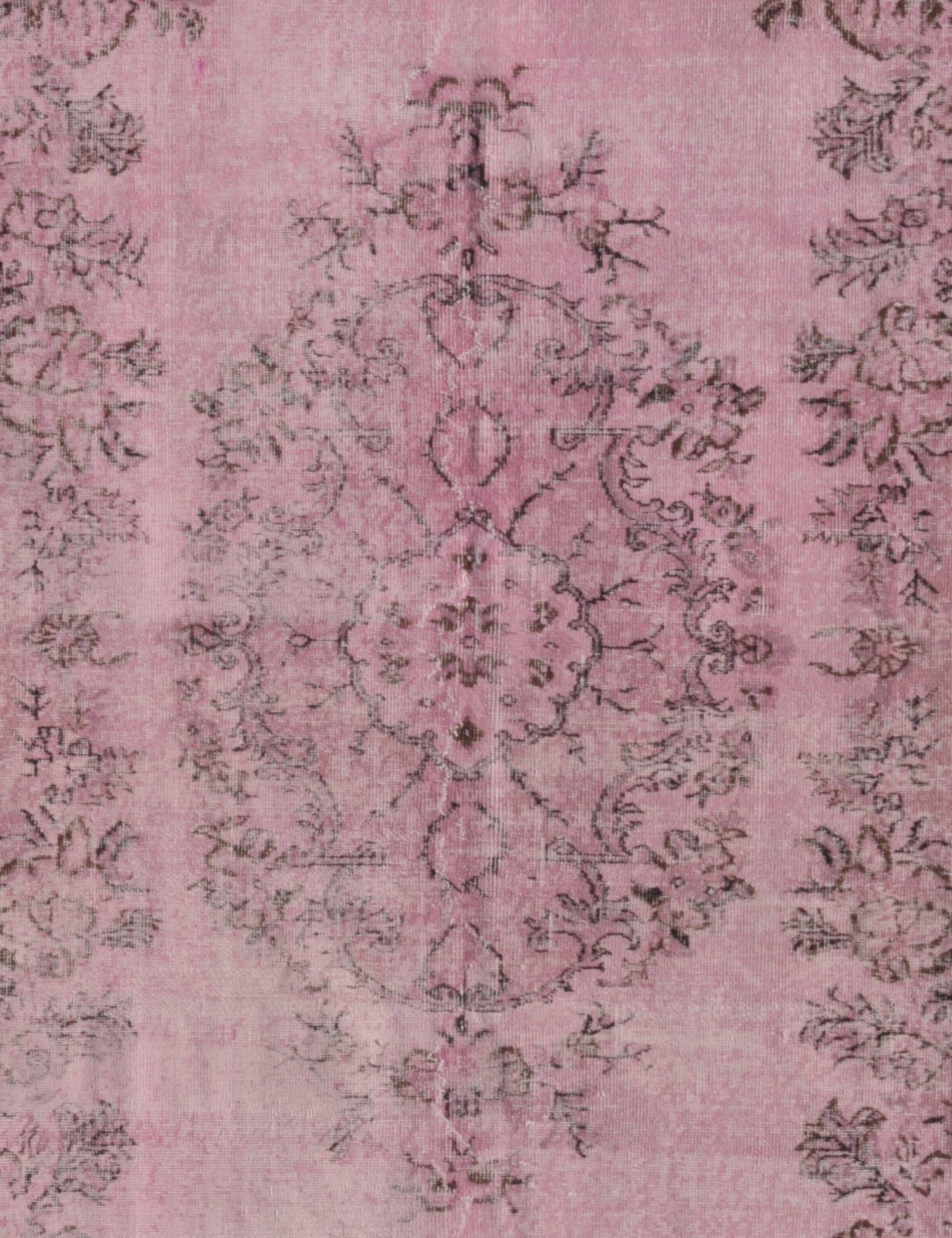 Tappeto Vintage  rosa <br/>283 x 196 cm