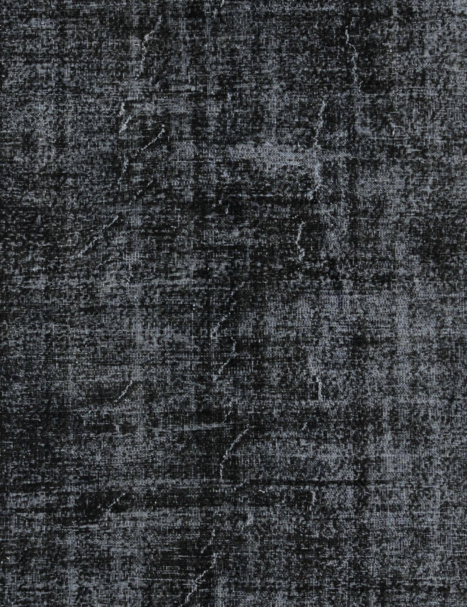 Tappeto Vintage  nero <br/>309 x 212 cm