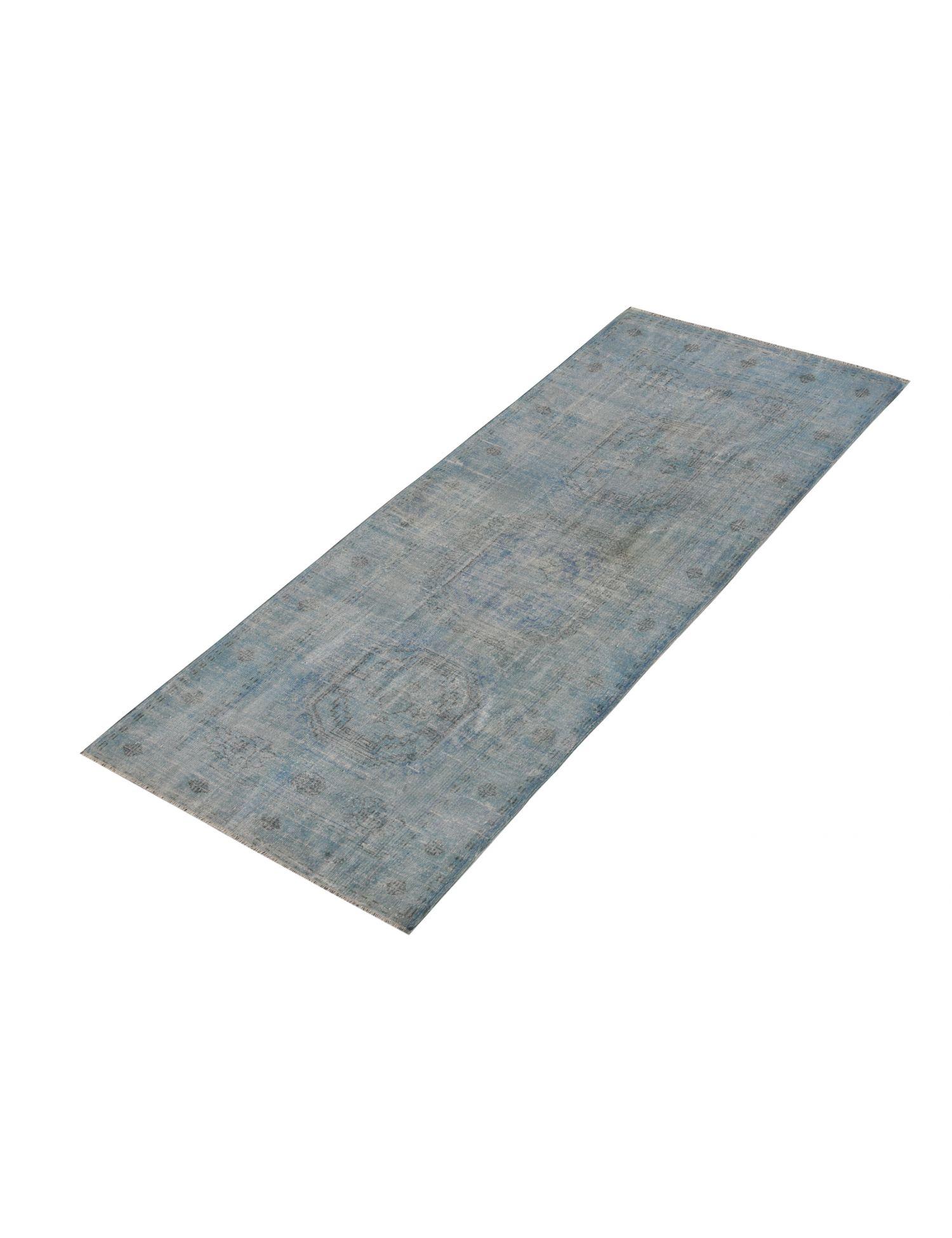Vintage Teppich  blau <br/>334 x 151 cm