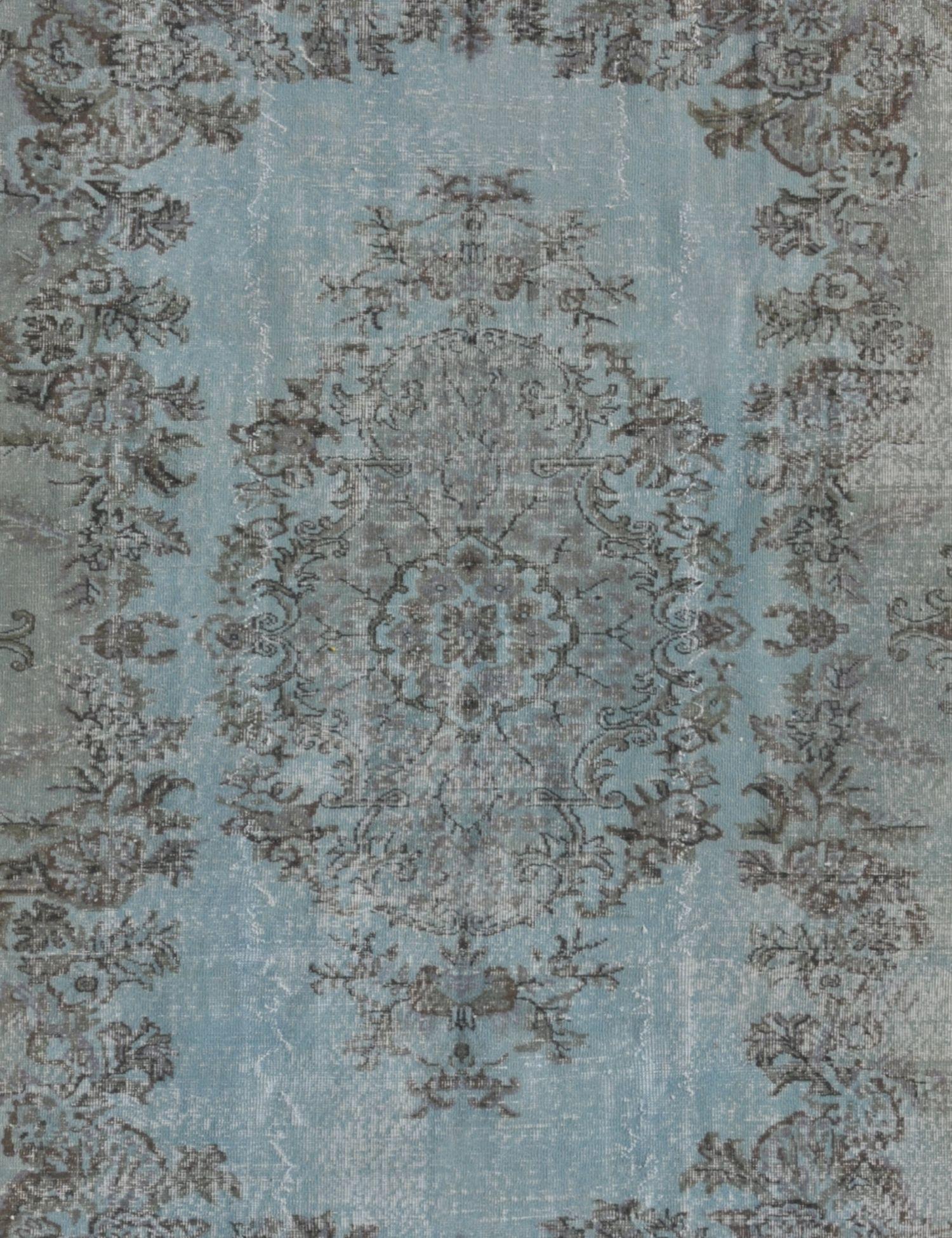 Tappeto Vintage  blu <br/>261 x 195 cm