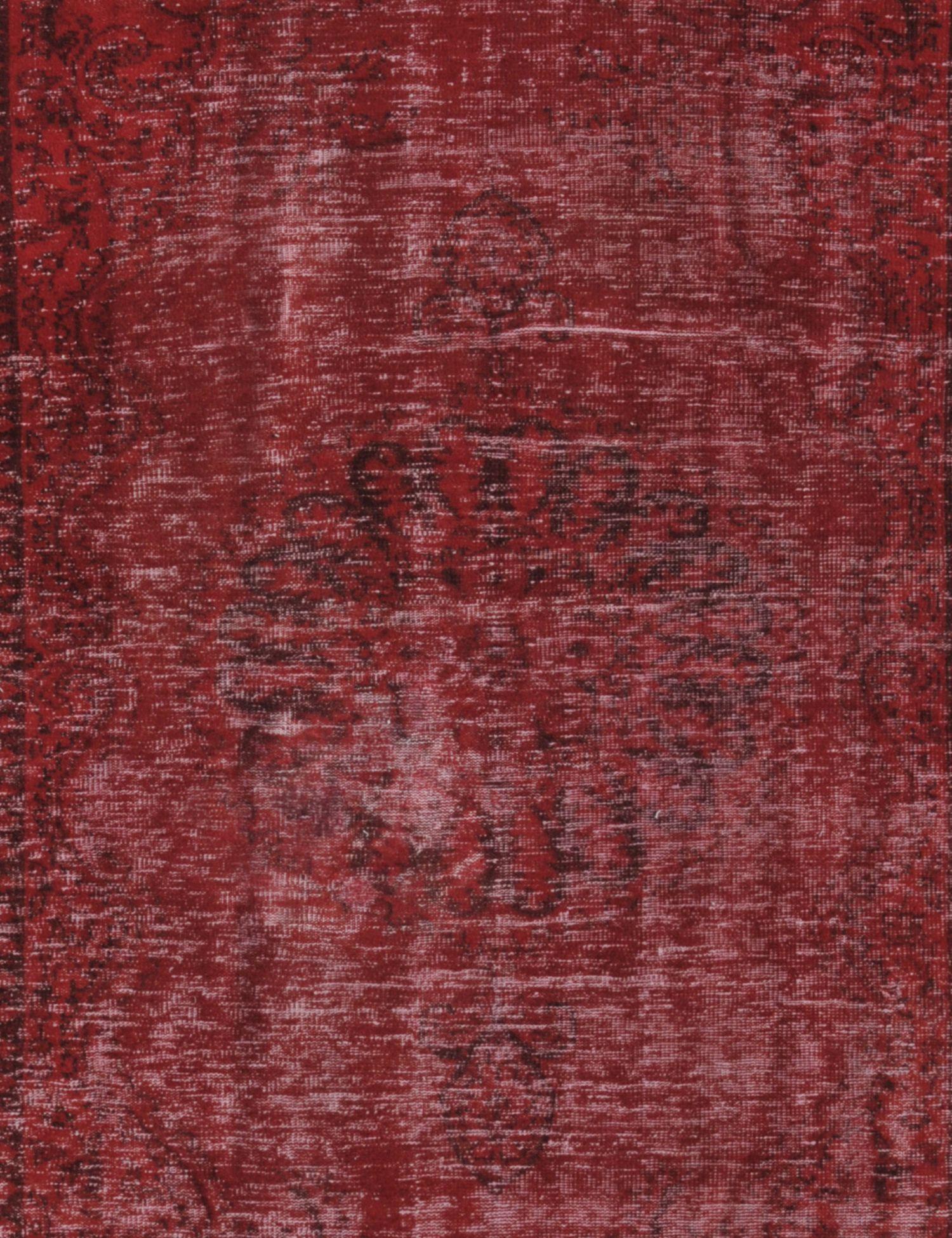 Tappeto Vintage  rosso <br/>260 x 190 cm