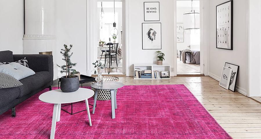 No podemos garantizar que la alfombra te va a encantar.