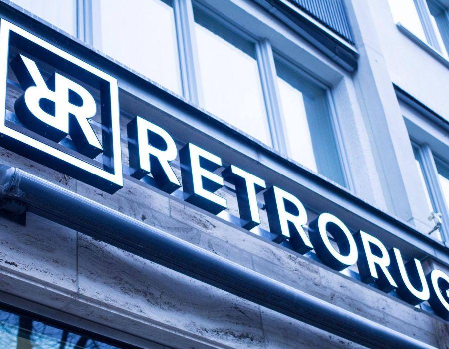 RETRORUG, Berlino, Germania – il nostro nuovo flagship store di tappeti vintage overdyed