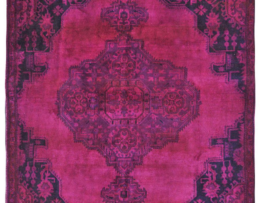 Ylivoimaisia vintage-persialaisia mattoja Boutique-hotelleihin