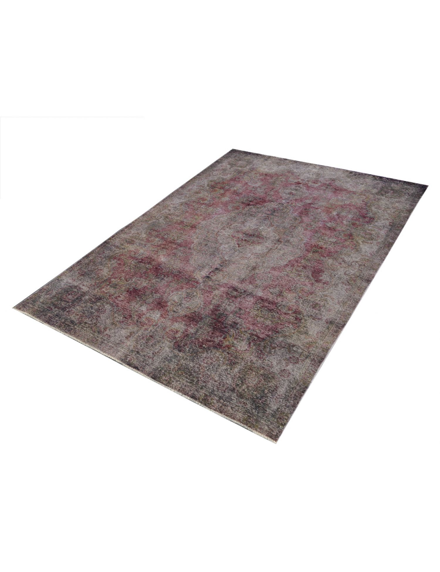 Vintage Teppich  rot <br/>313 x 215 cm