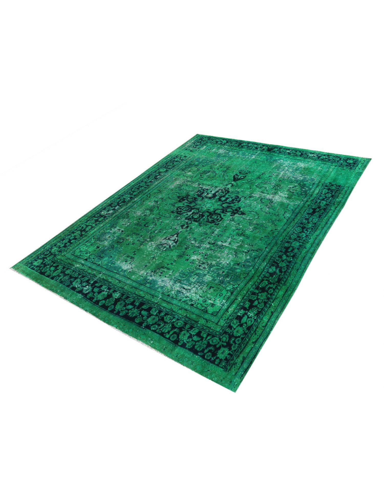 Tappeto Vintage  verde <br/>352 x 296 cm