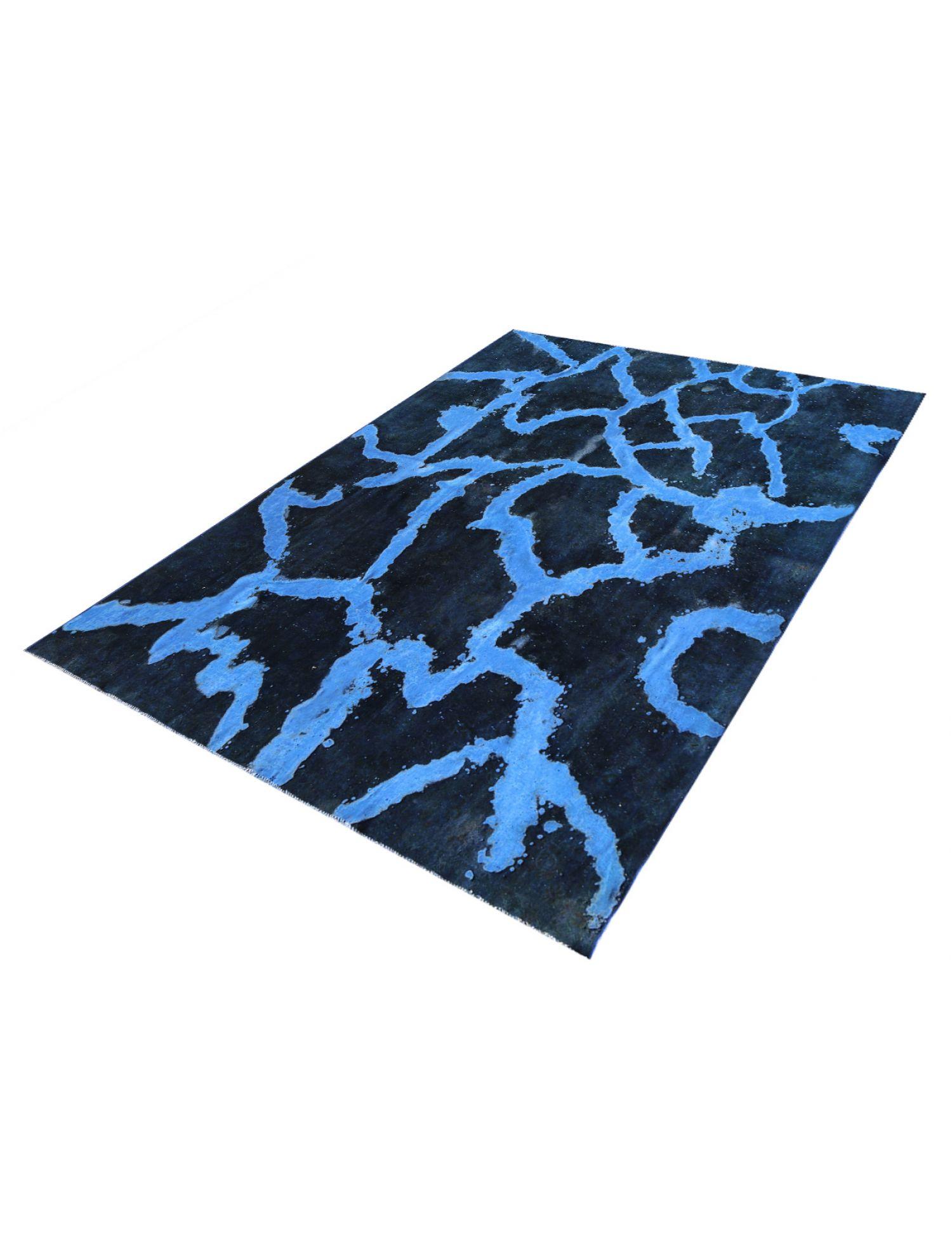 Vintage Teppich  blau <br/>384 x 302 cm
