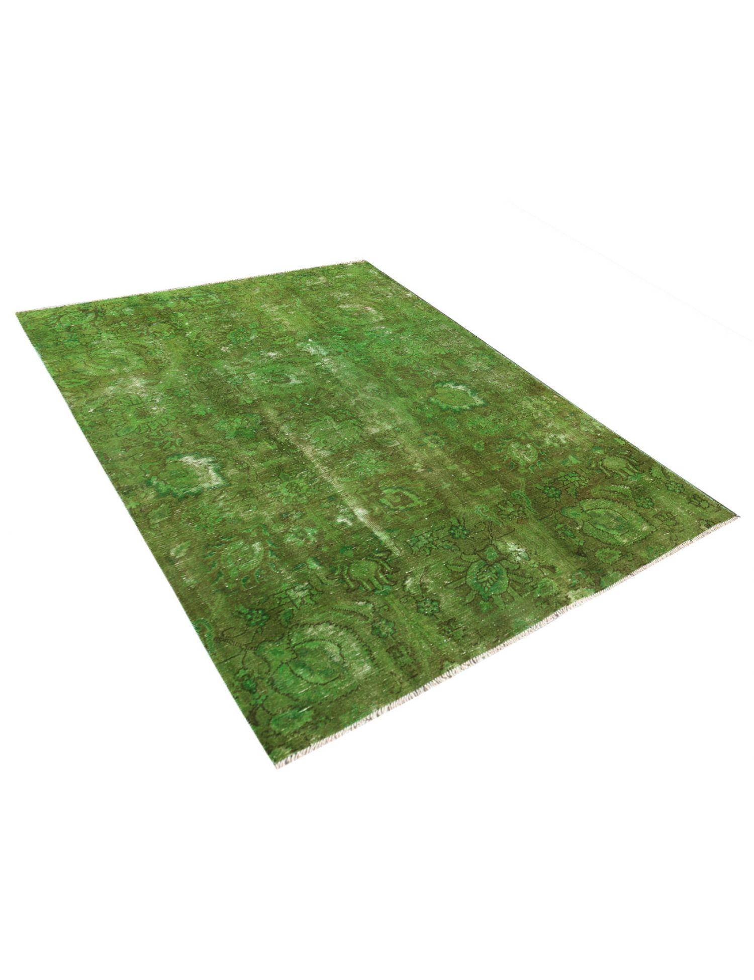 Tappeto Vintage  verde <br/>238 x 148 cm