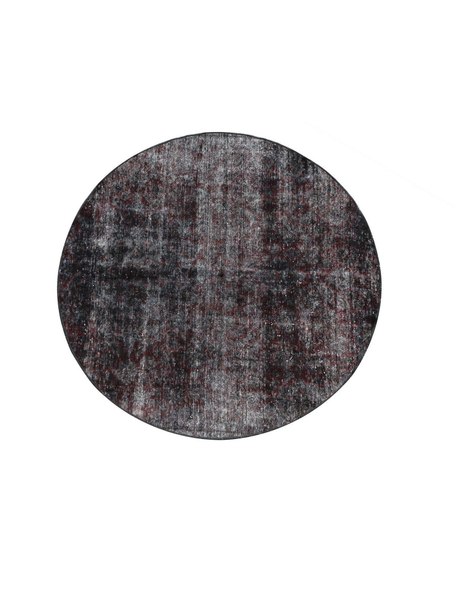 Tappeto Vintage  grigio <br/>200 x 200 cm