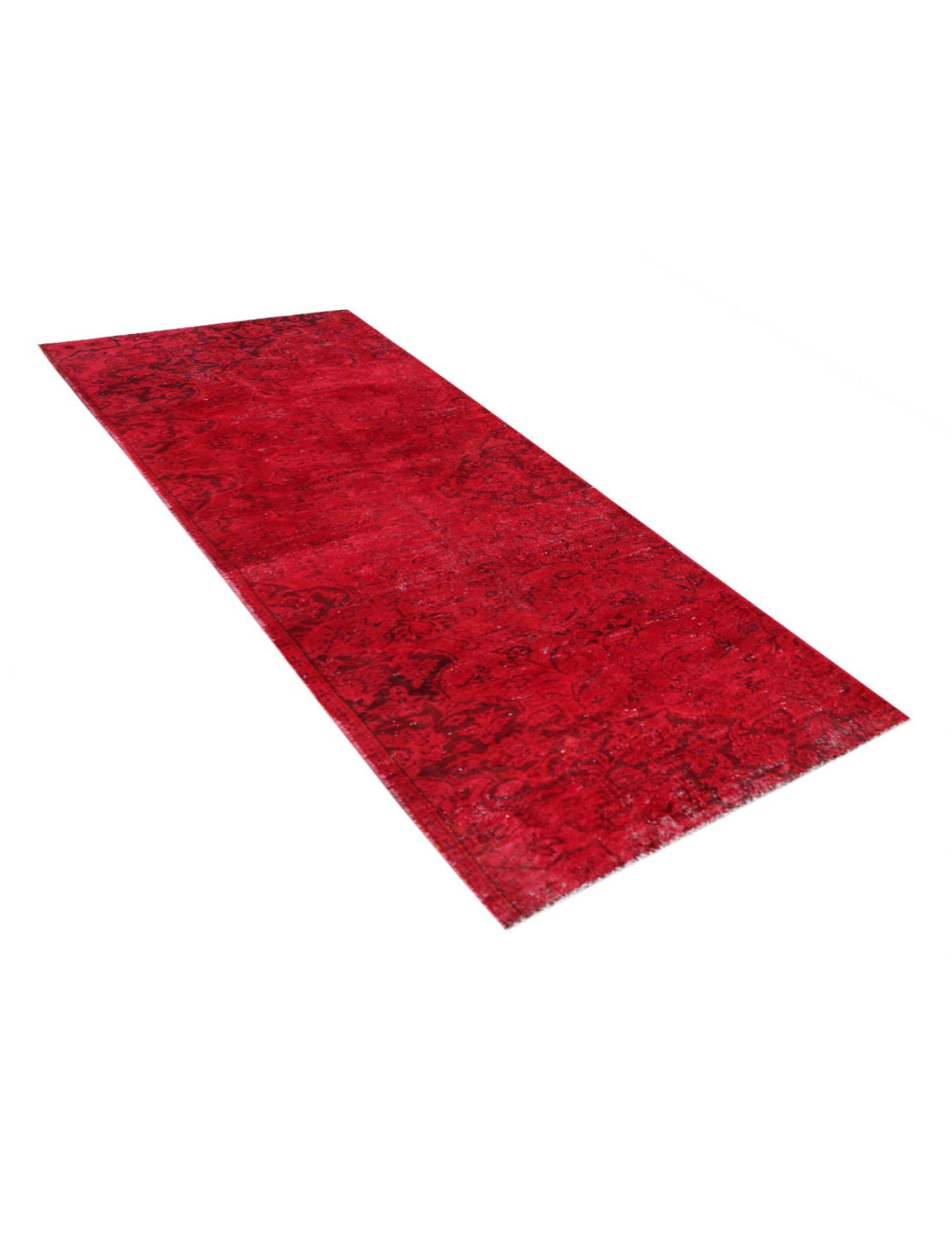 Tappeto Vintage  rosso <br/>276 x 76 cm