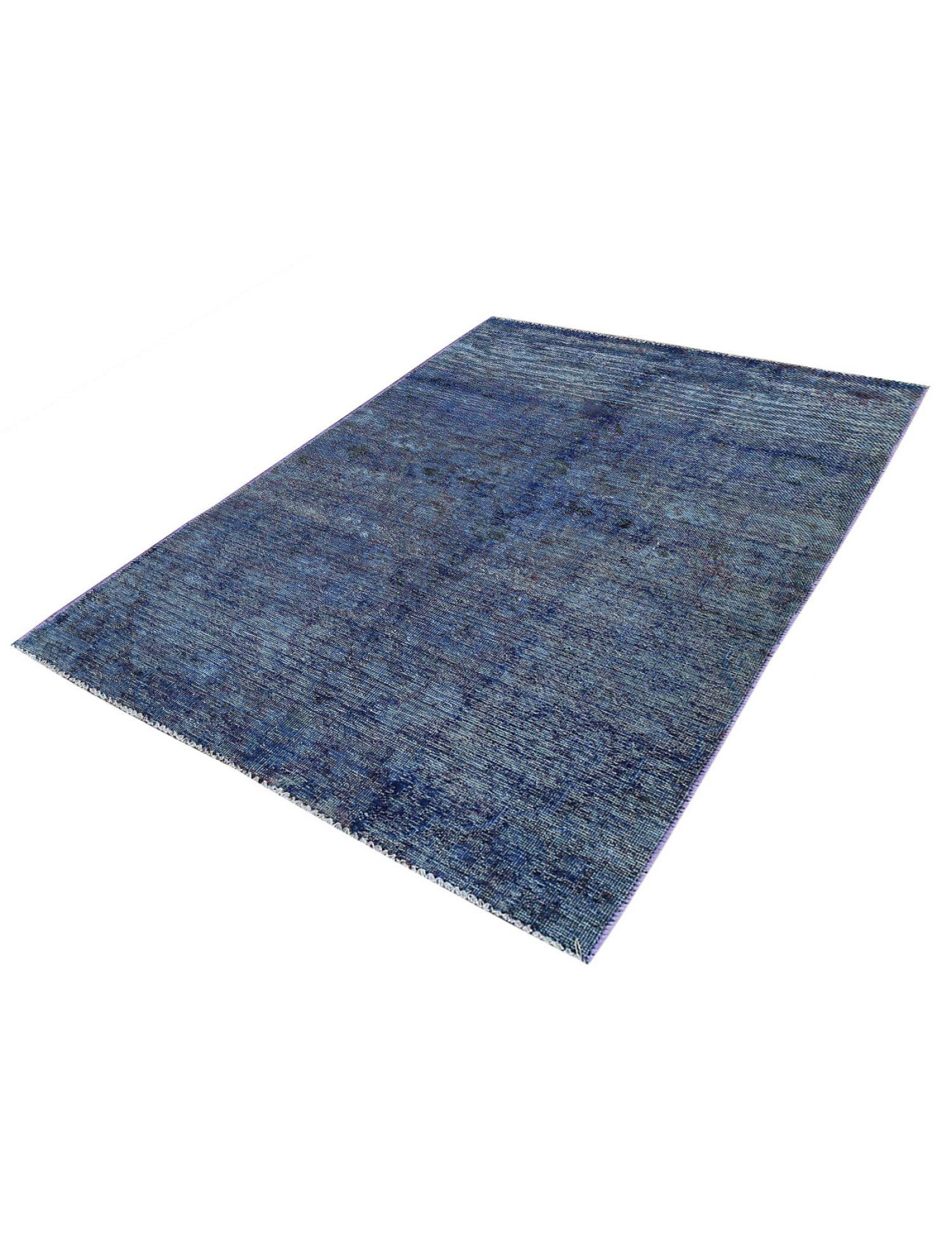 Tappeto Vintage  blu <br/>197 x 110 cm