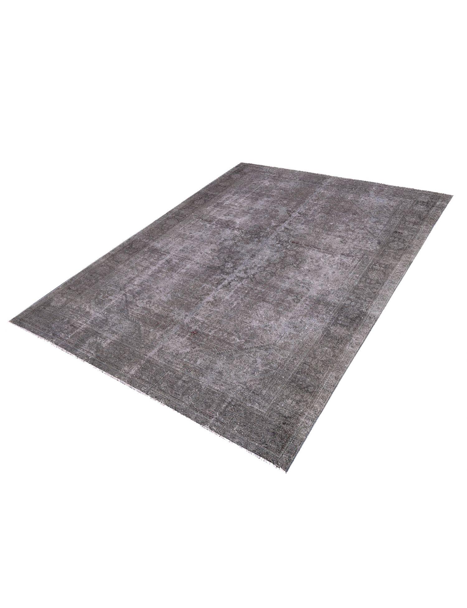 Tappeto Vintage  grigio <br/>334 x 234 cm