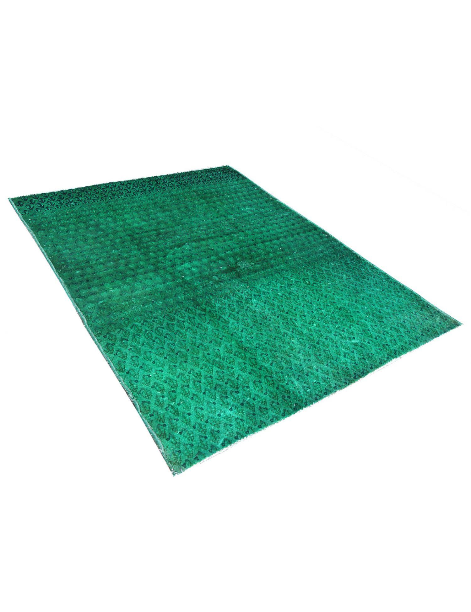 Tappeto Vintage  verde <br/>176 x 100 cm