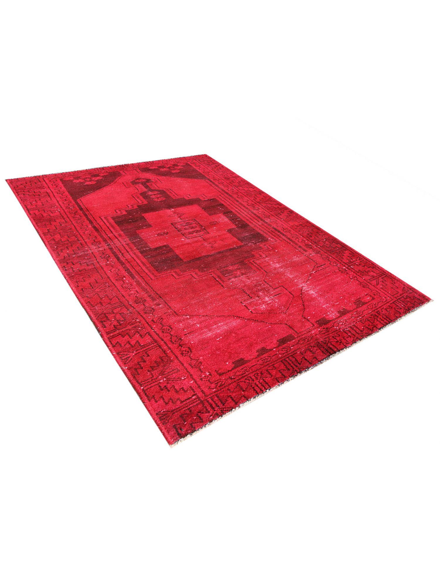 Tappeto Vintage  rosso <br/>201 x 107 cm