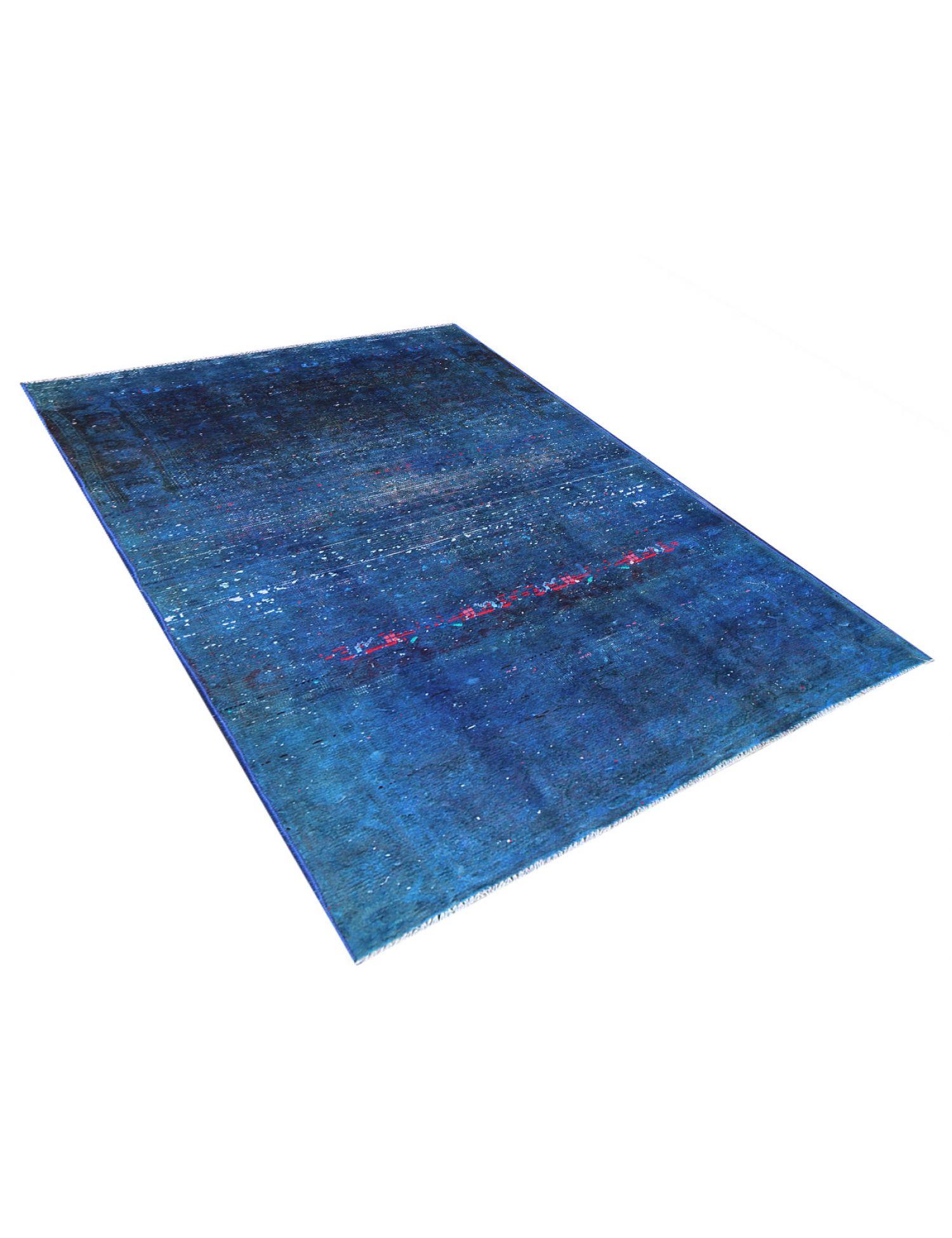 Tappeto Vintage  blu <br/>218 x 113 cm