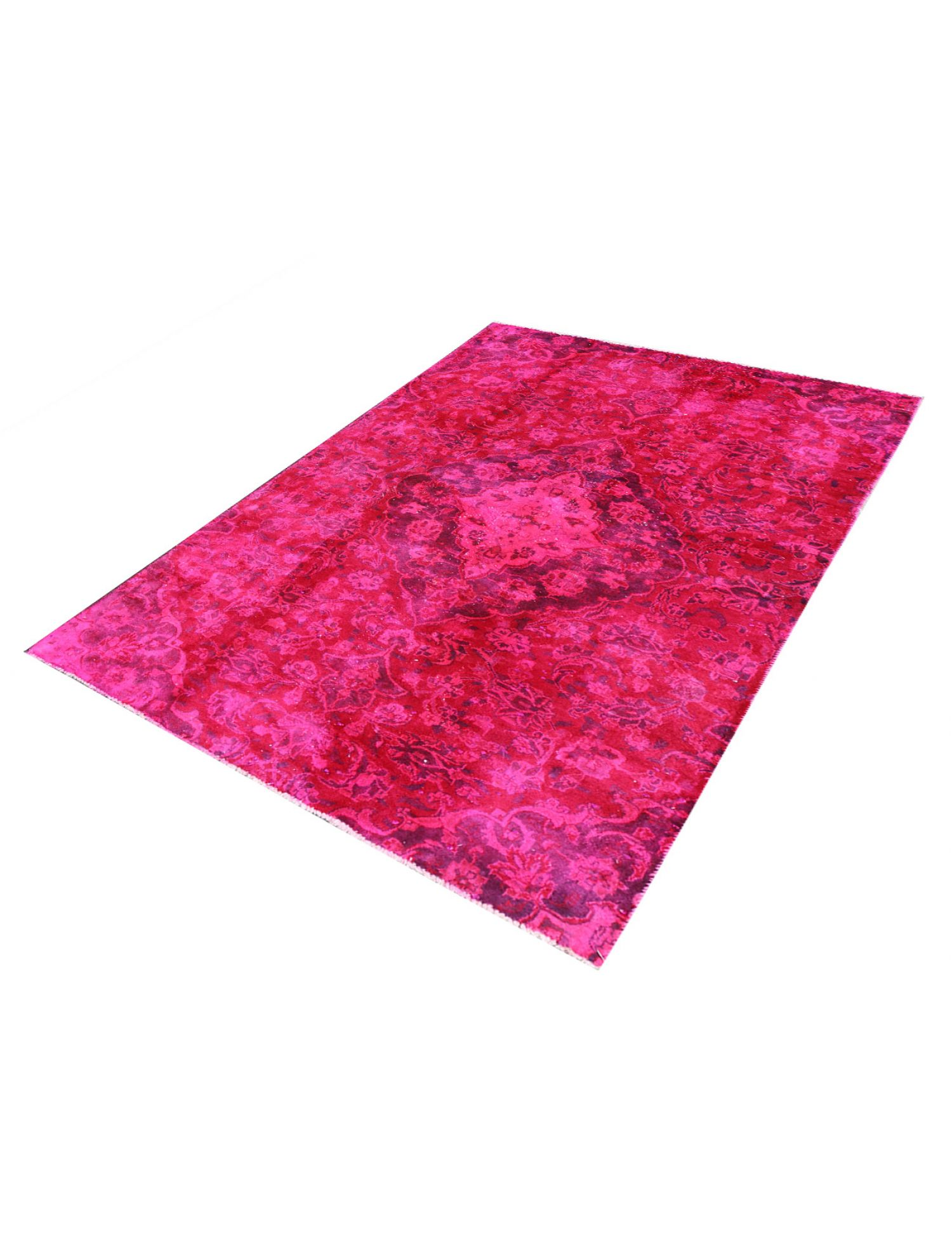 Tappeto Vintage  rosso <br/>200 x 111 cm