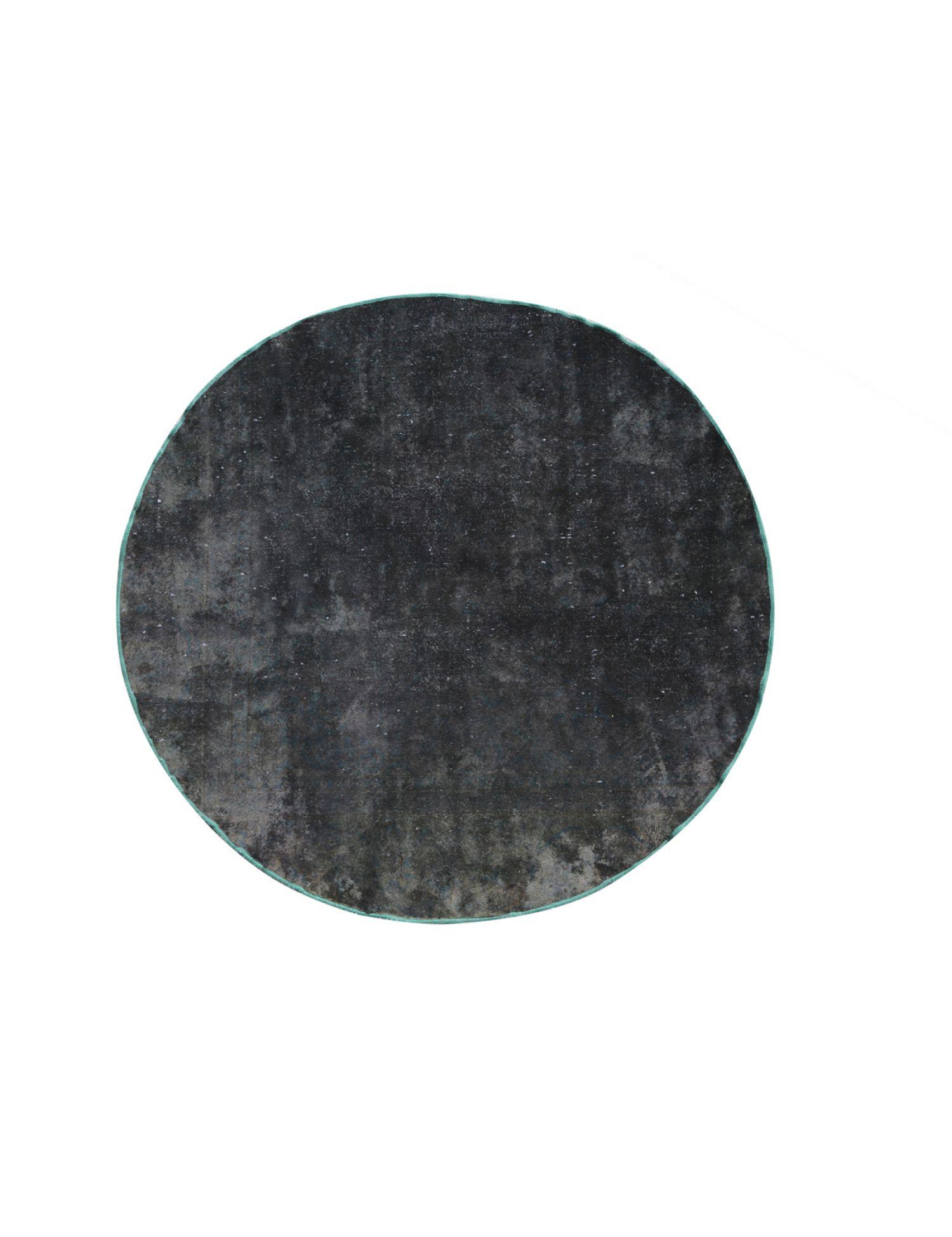 Tappeto Vintage  nero <br/>183 x 183 cm