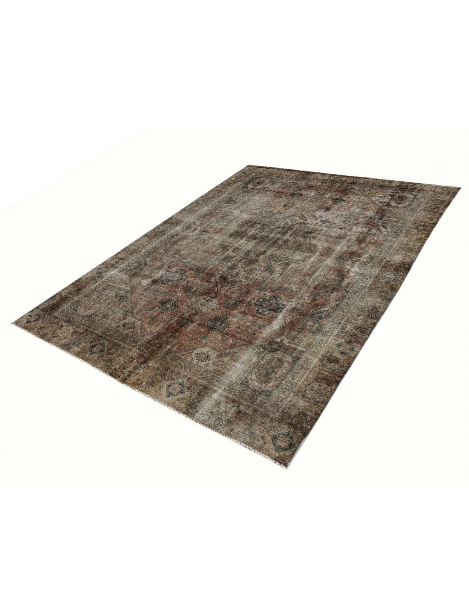 Tappeto Vintage  grigio <br/>360 x 263 cm