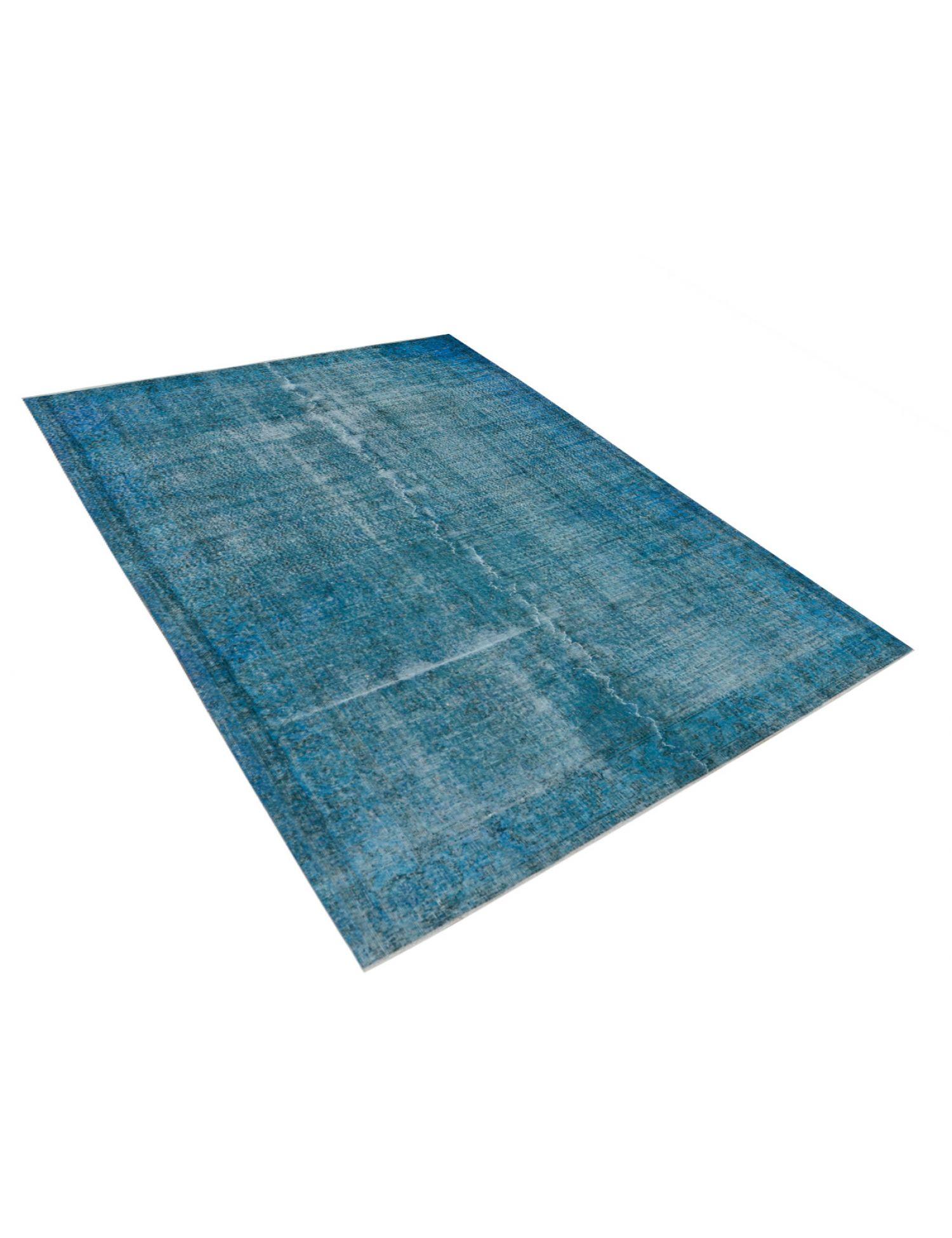 Vintage Teppich  blau <br/>300 x 198 cm