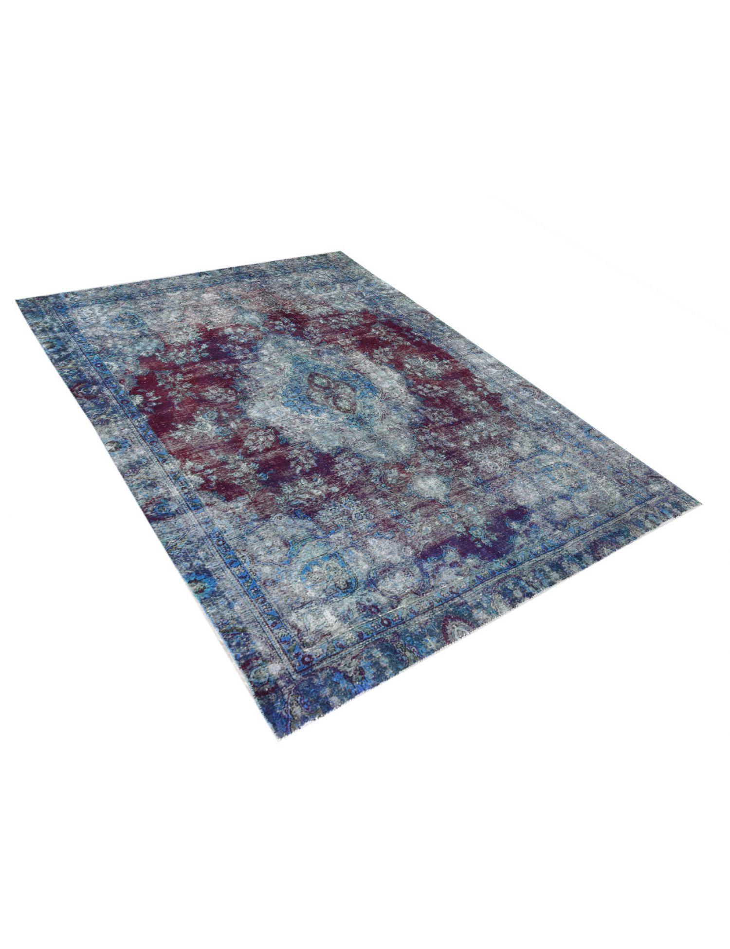 Tappeto Vintage  blu <br/>360 x 260 cm