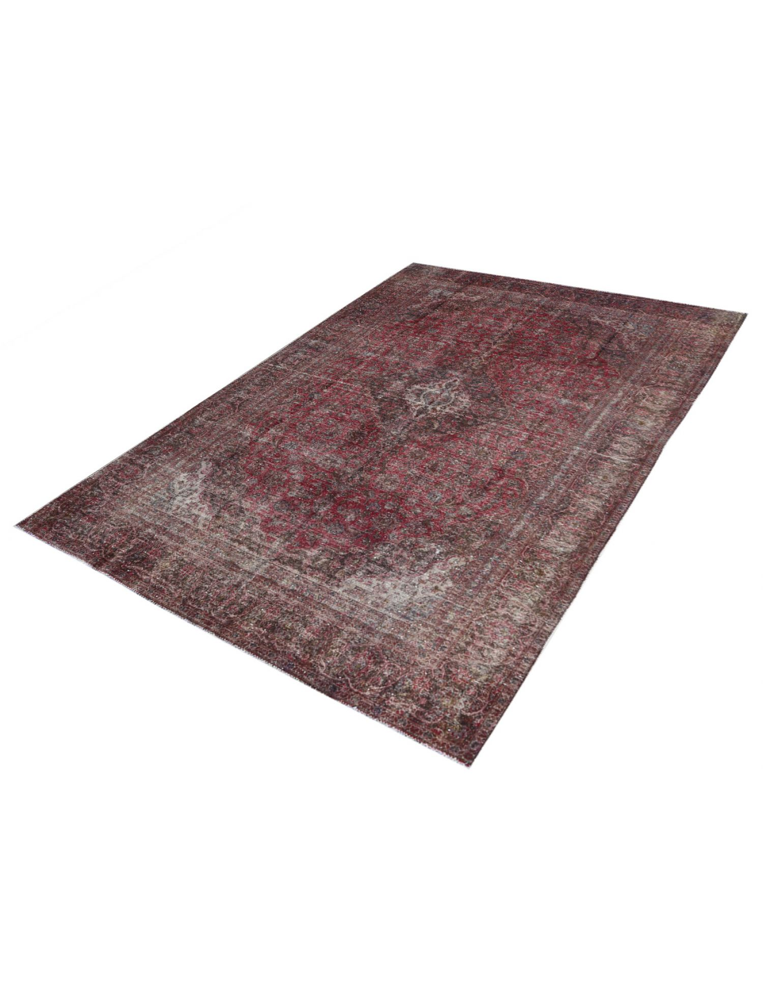 Vintage Teppich  rot <br/>364 x 266 cm