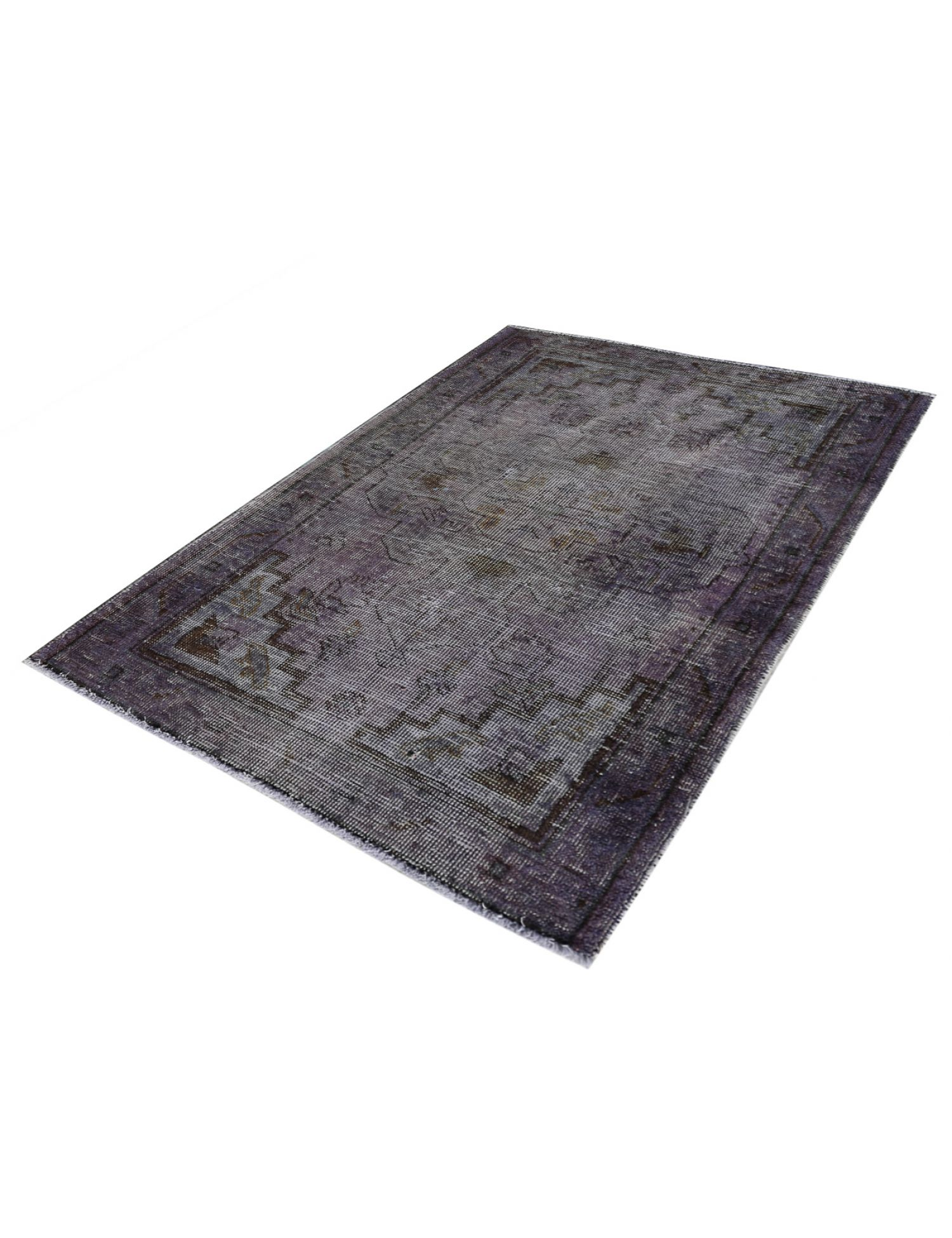 Alfombra vintage  gris <br/>123 x 95 cm