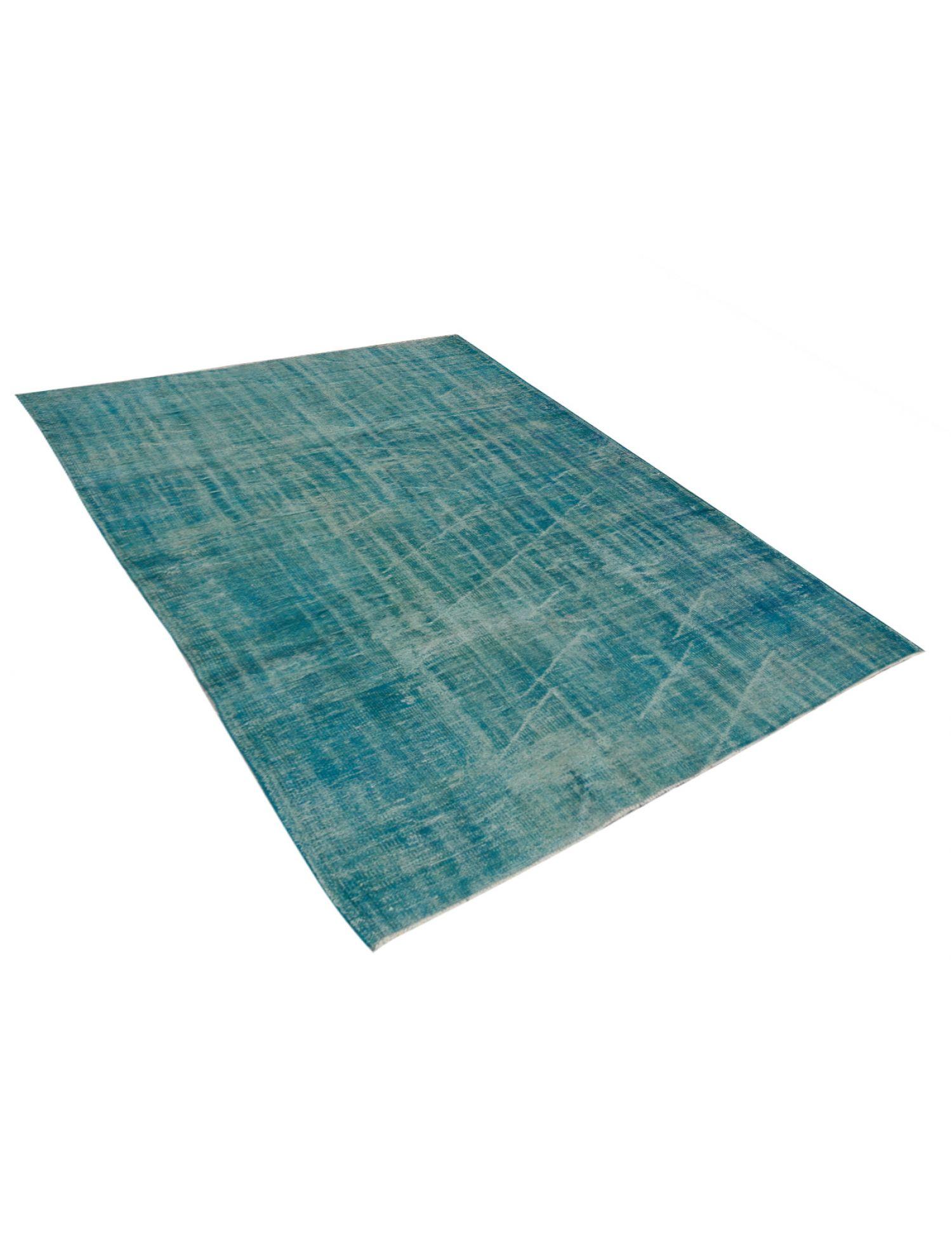 Vintage Teppich  blau <br/>275 x 188 cm