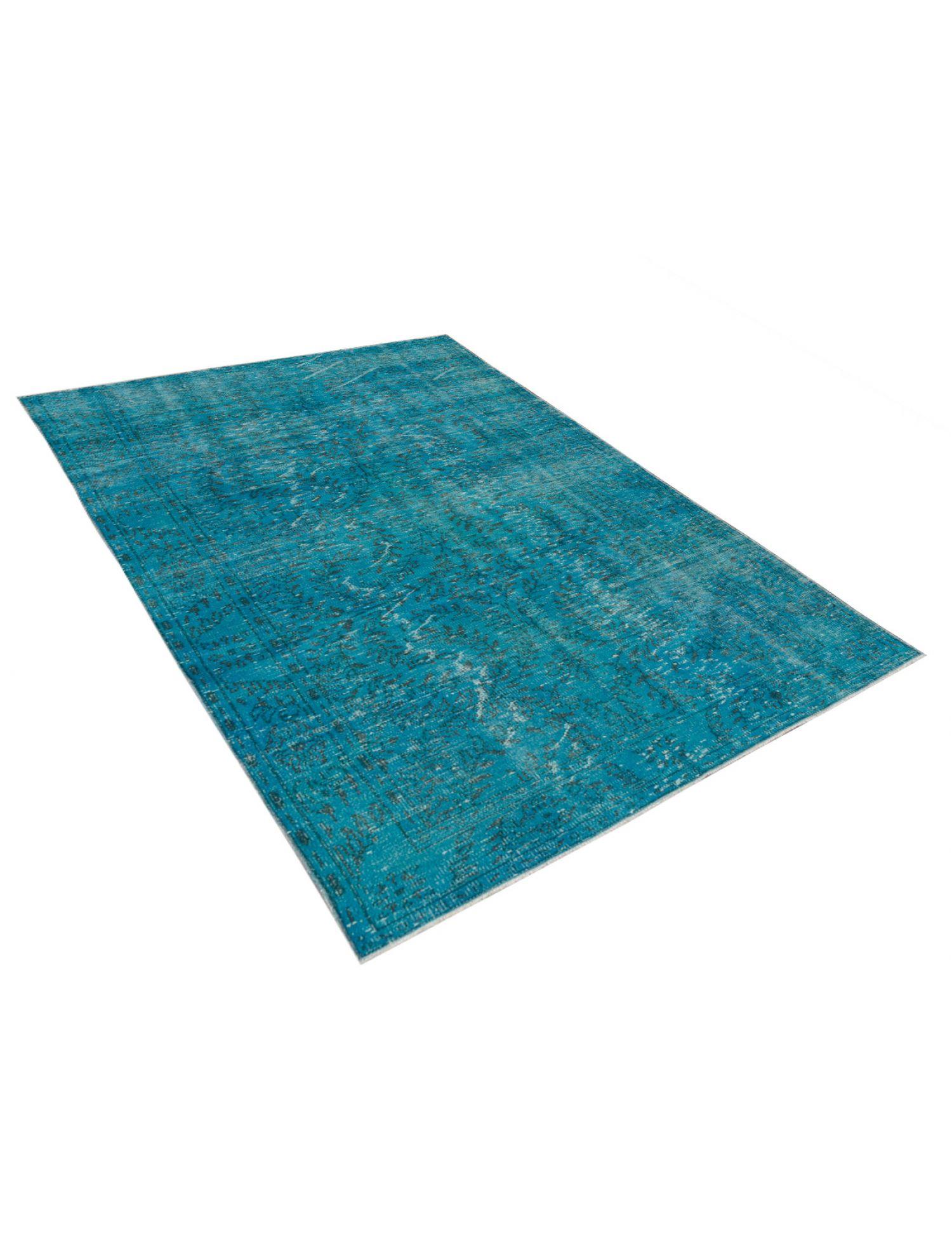 Vintage Teppich  blau <br/>268 x 150 cm