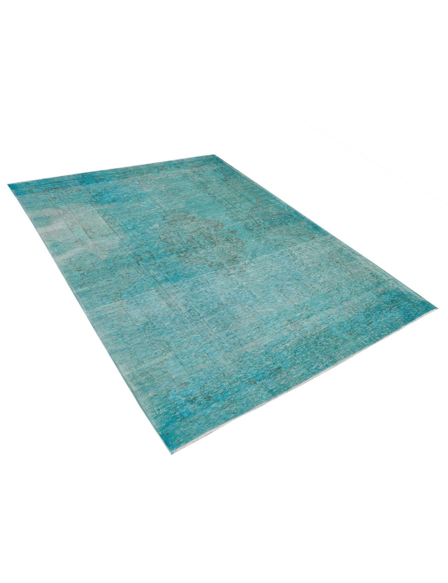 Vintage Teppich  blau <br/>291 x 198 cm