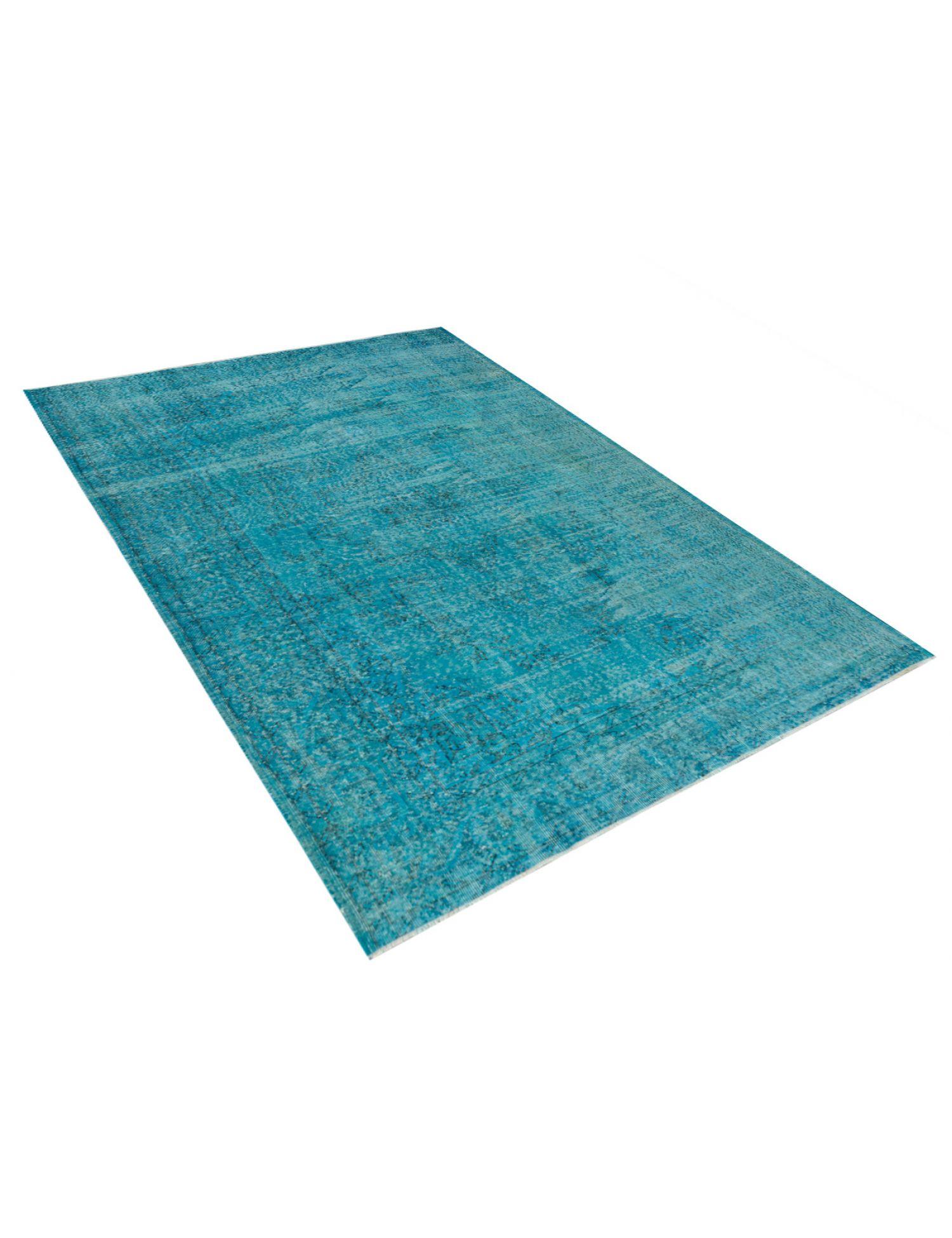 Vintage Teppich  blau <br/>309 x 190 cm