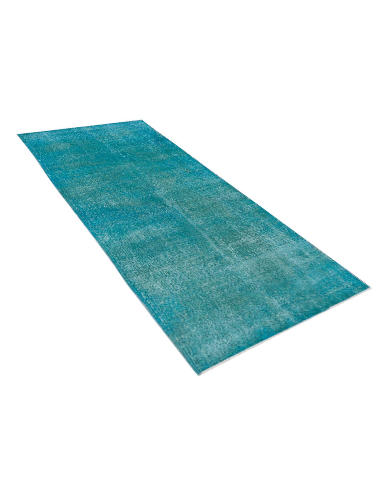 Vintage Teppich  blau <br/>320 x 102 cm
