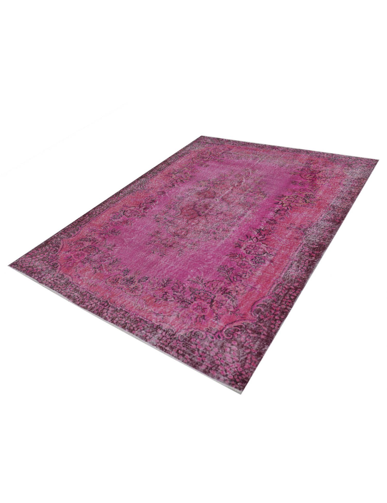 Vintage Teppich  lila <br/>320 x 205 cm