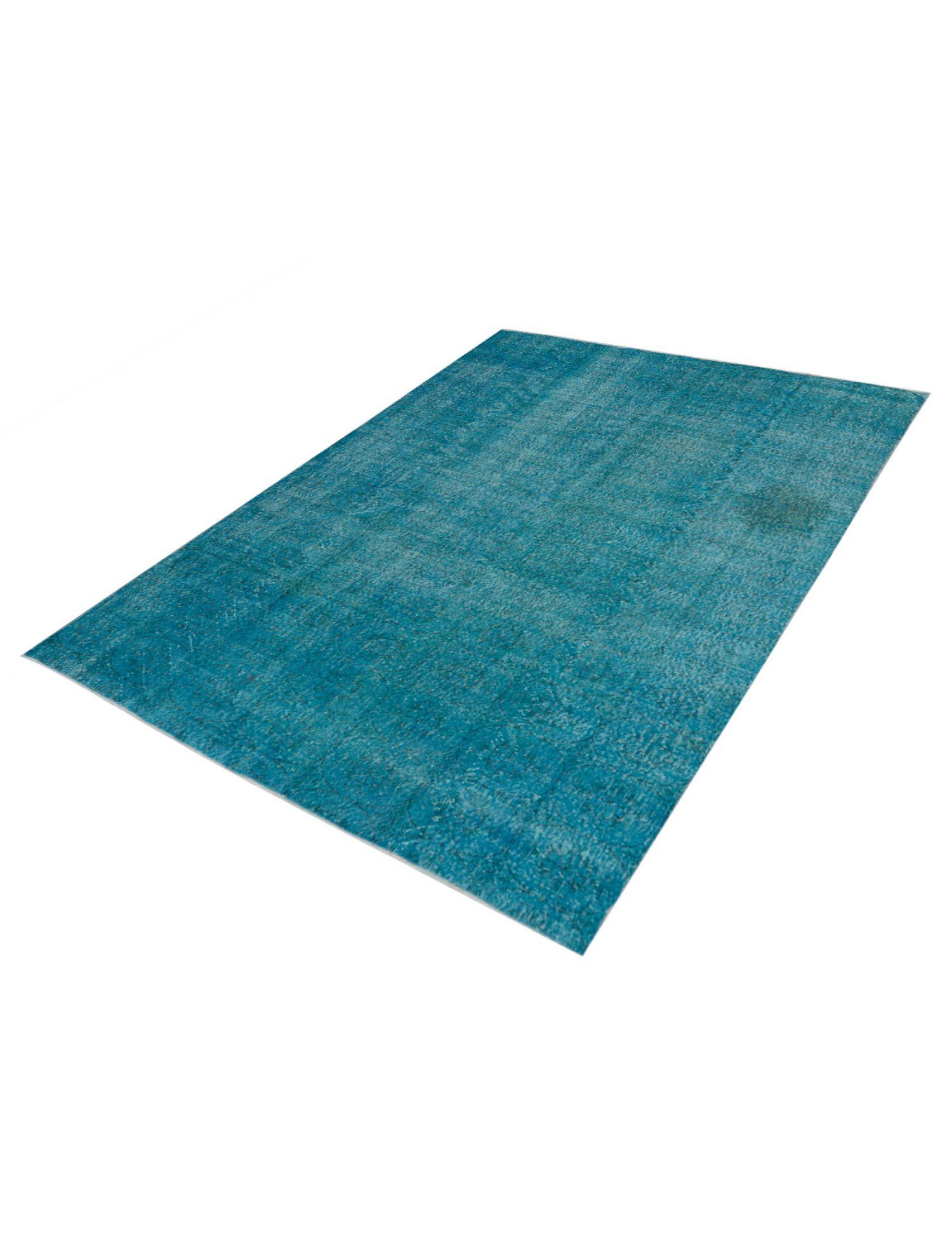Vintage Teppich  blau <br/>315 x 216 cm
