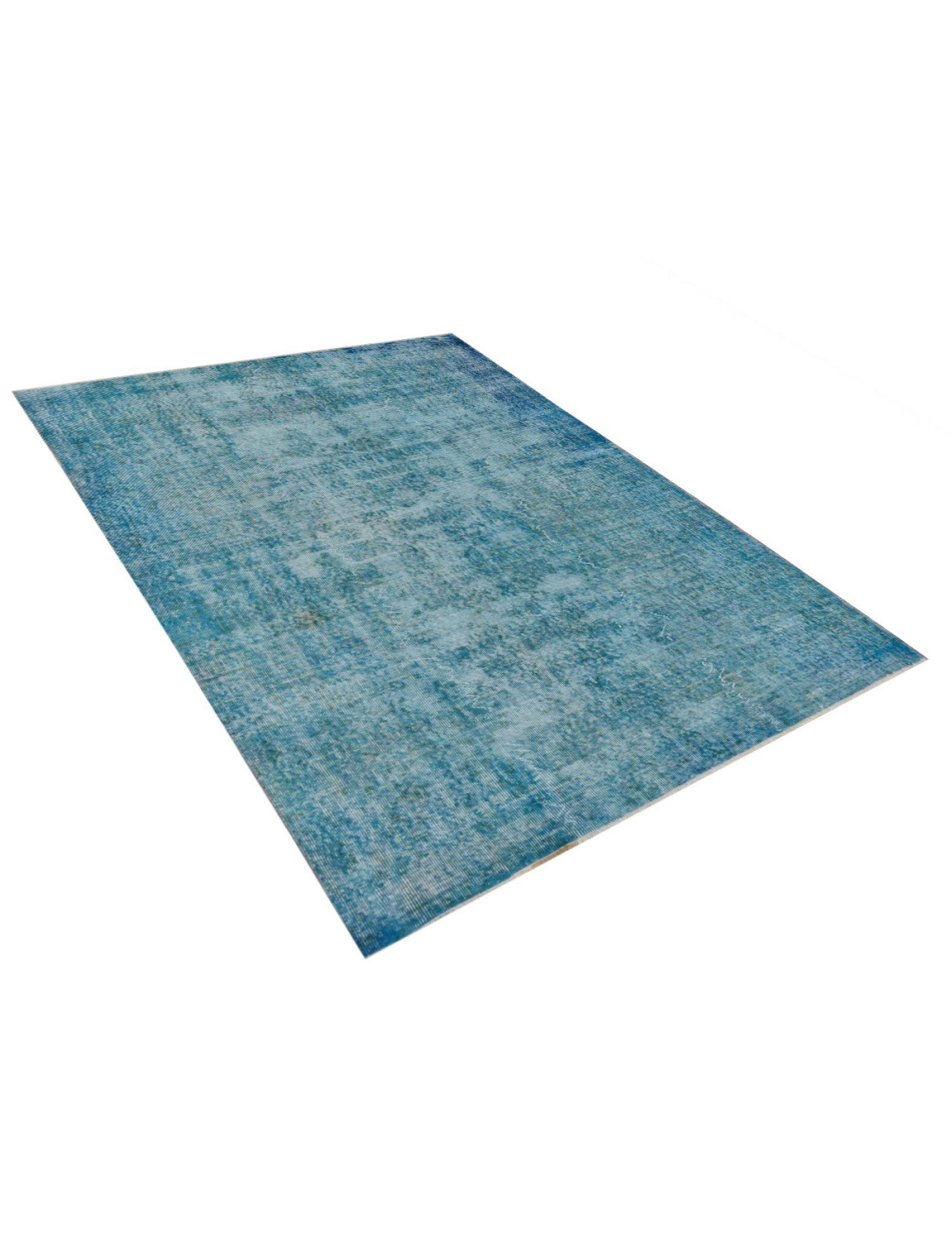 Vintage Teppich  blau <br/>234 x 163 cm