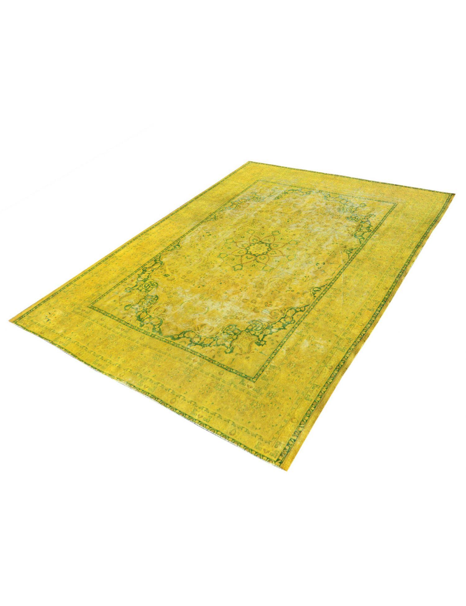 Tappeto Vintage  giallo <br/>377 x 292 cm
