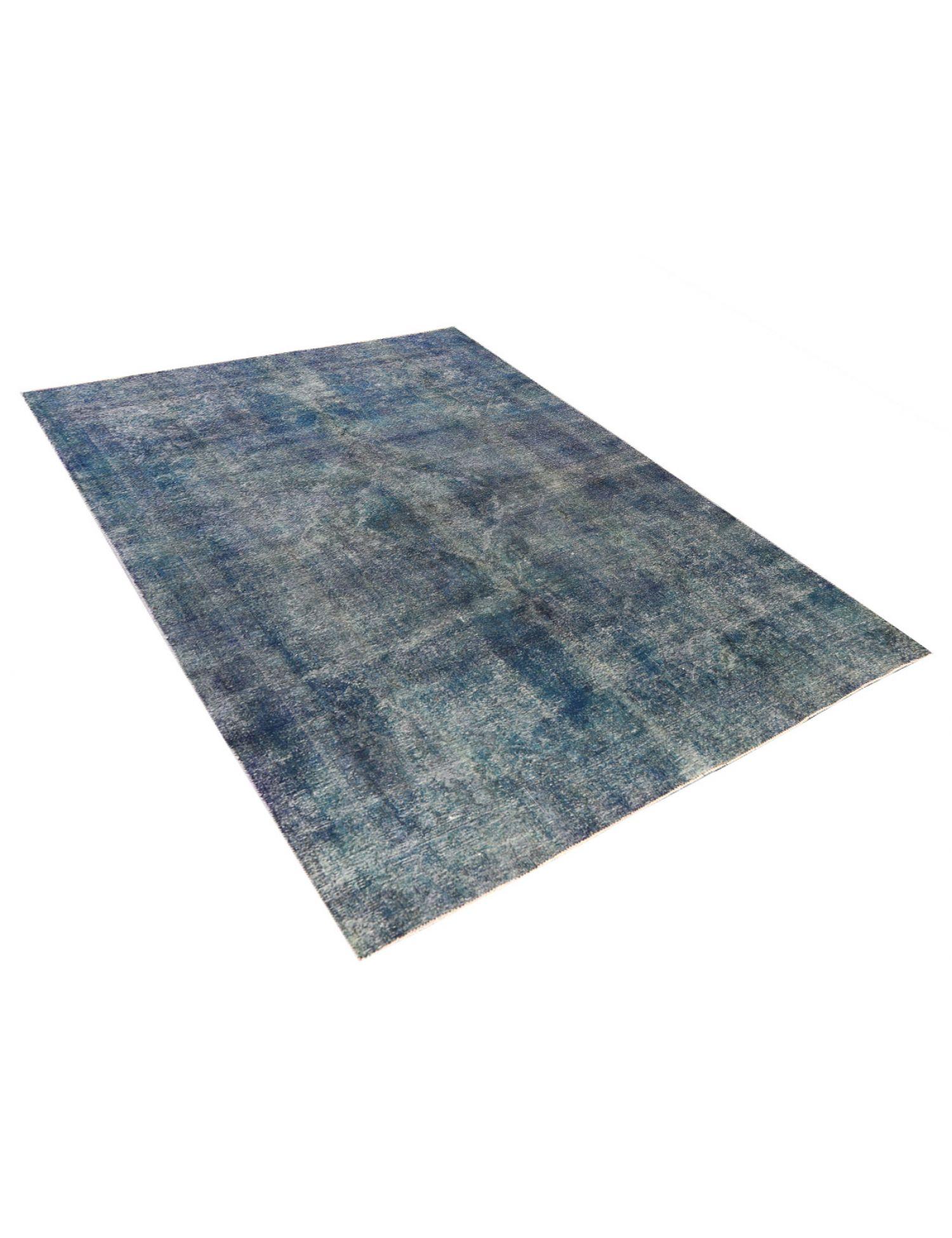 Vintage Teppich  blau <br/>355 x 260 cm