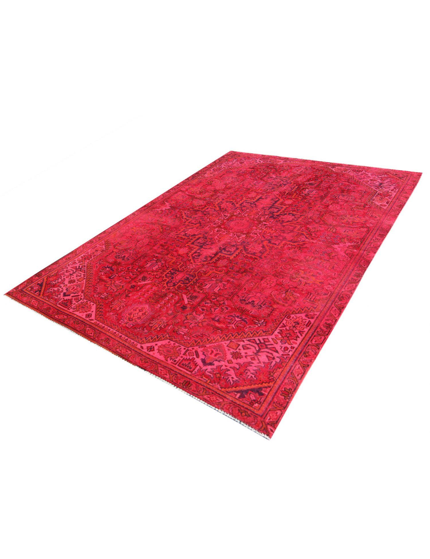 Vintage Teppich  rot <br/>277 x 178 cm