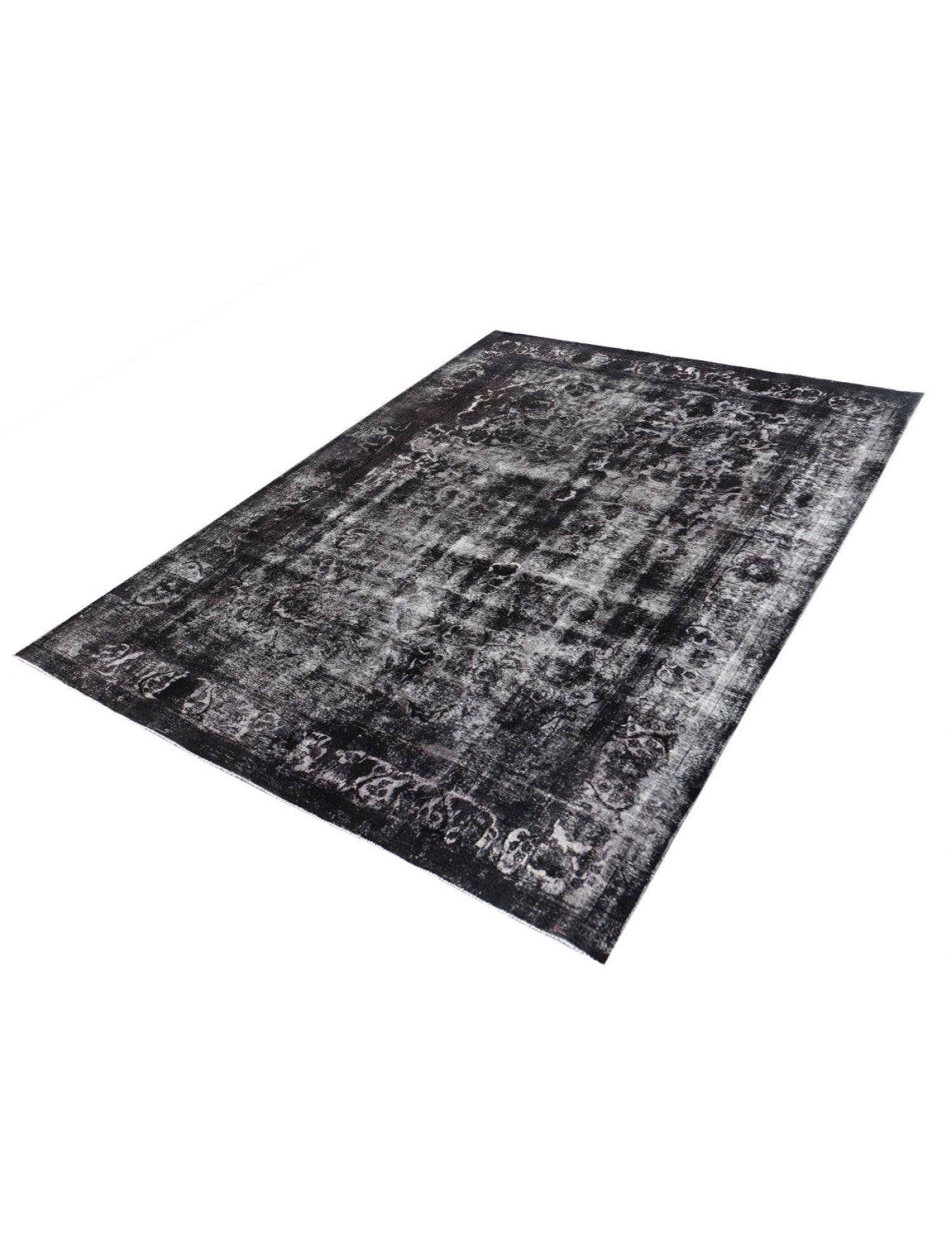 Vintage Teppich  schwarz <br/>390 x 305 cm