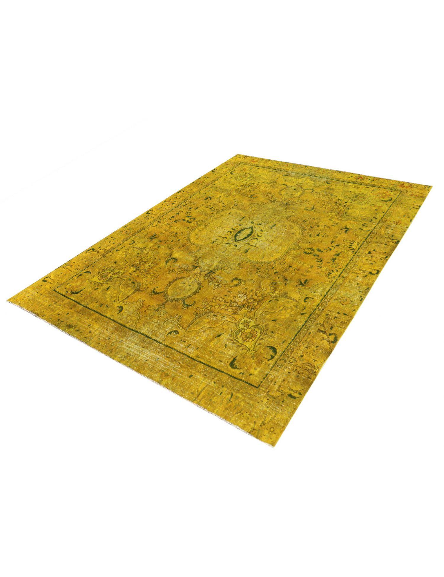 Tappeto Vintage  giallo <br/>355 x 278 cm