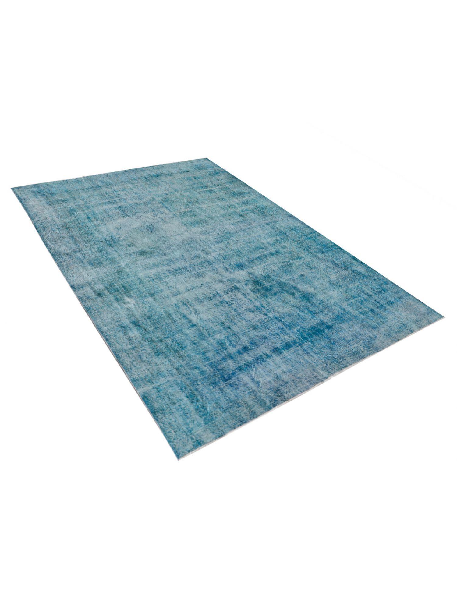 Vintage Teppich  blau <br/>363 x 262 cm