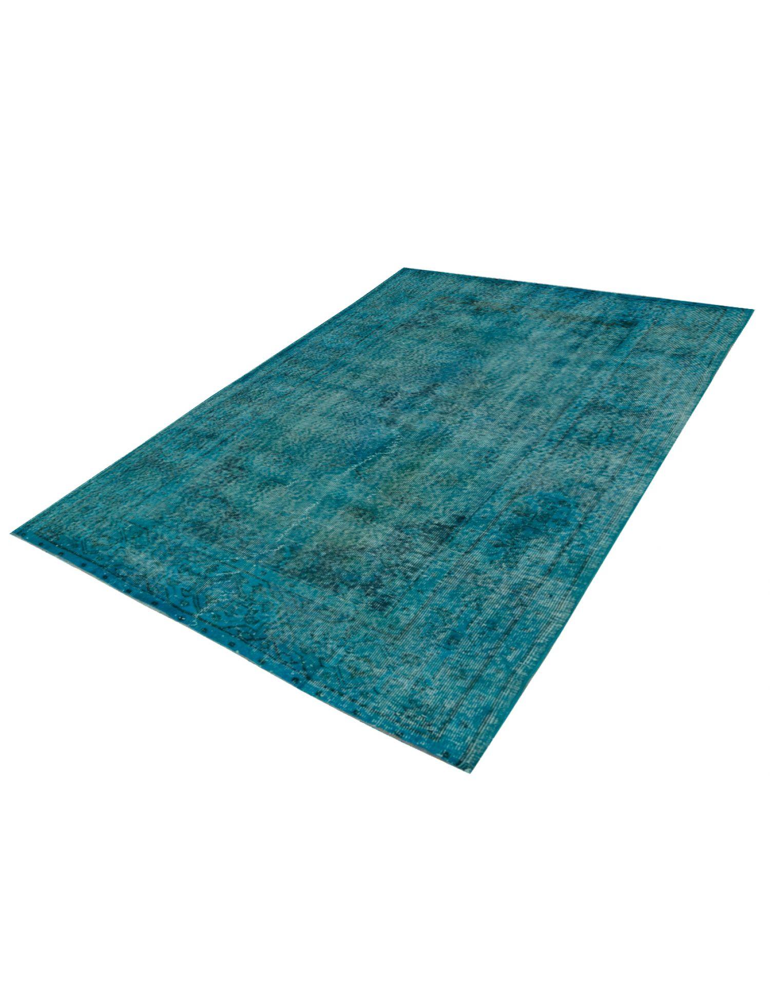 Vintage Teppich  blau <br/>240 x 145 cm